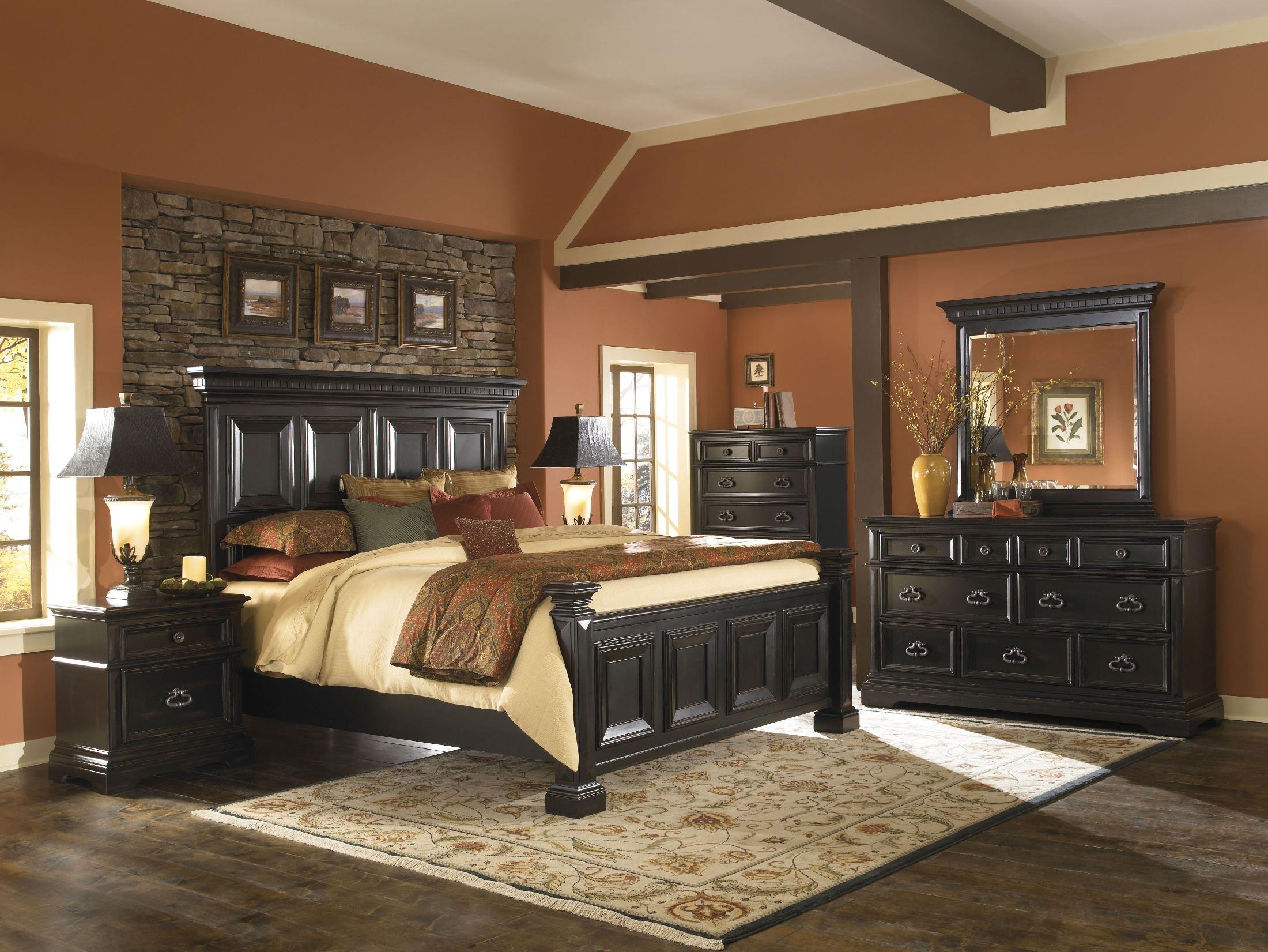 Pulaski Living Room Furniture Brookfield Bedroom Set From Pulaski 9931 Coleman Furniture