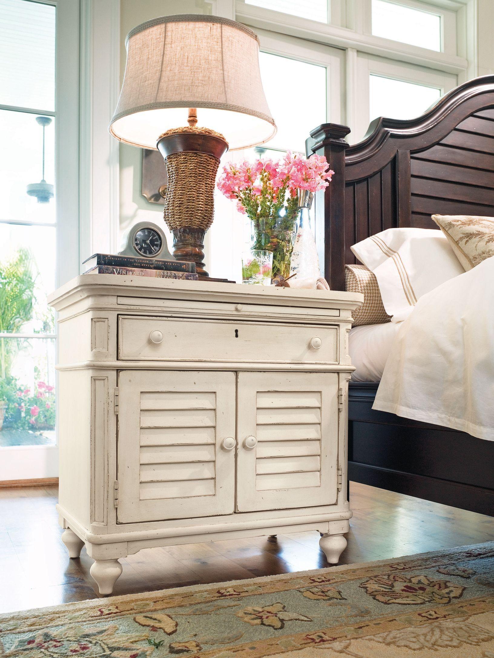 Paula Deen Home Linen Magnolia Bedroom Set From Paula Deen 996210b Coleman Furniture