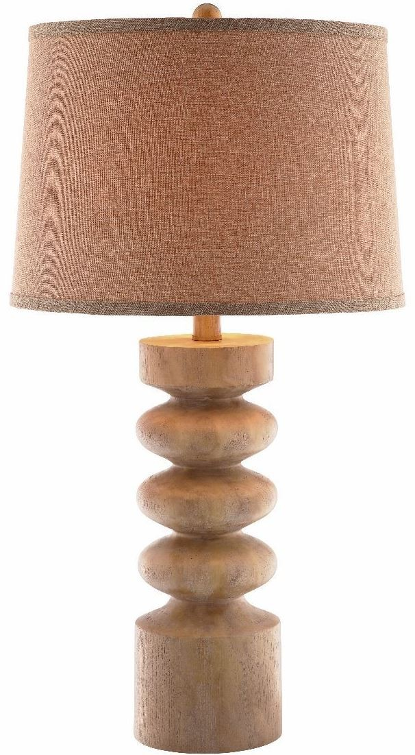 mulroney resin wood table lamp 99774 stein world. Black Bedroom Furniture Sets. Home Design Ideas