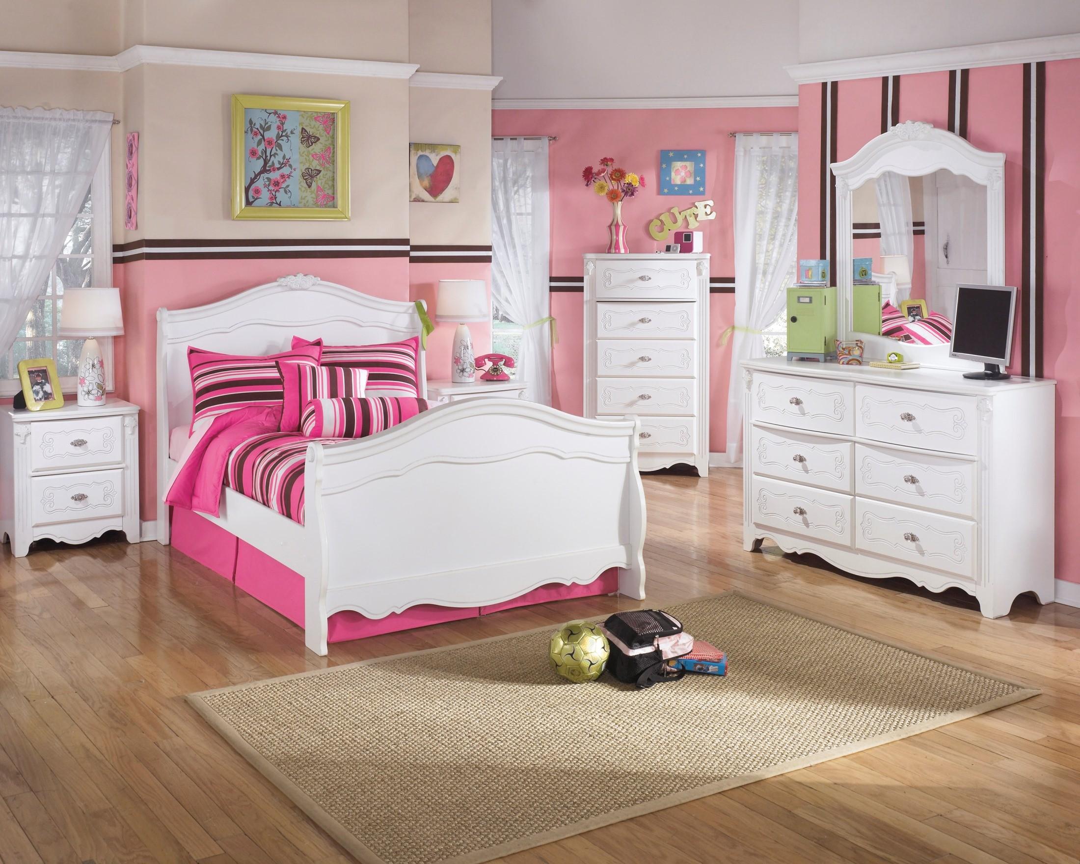 Sleigh Bedroom Furniture Sets Huey Vineyard Sleigh Bedroom Set Ridgley Bedroom Furniture