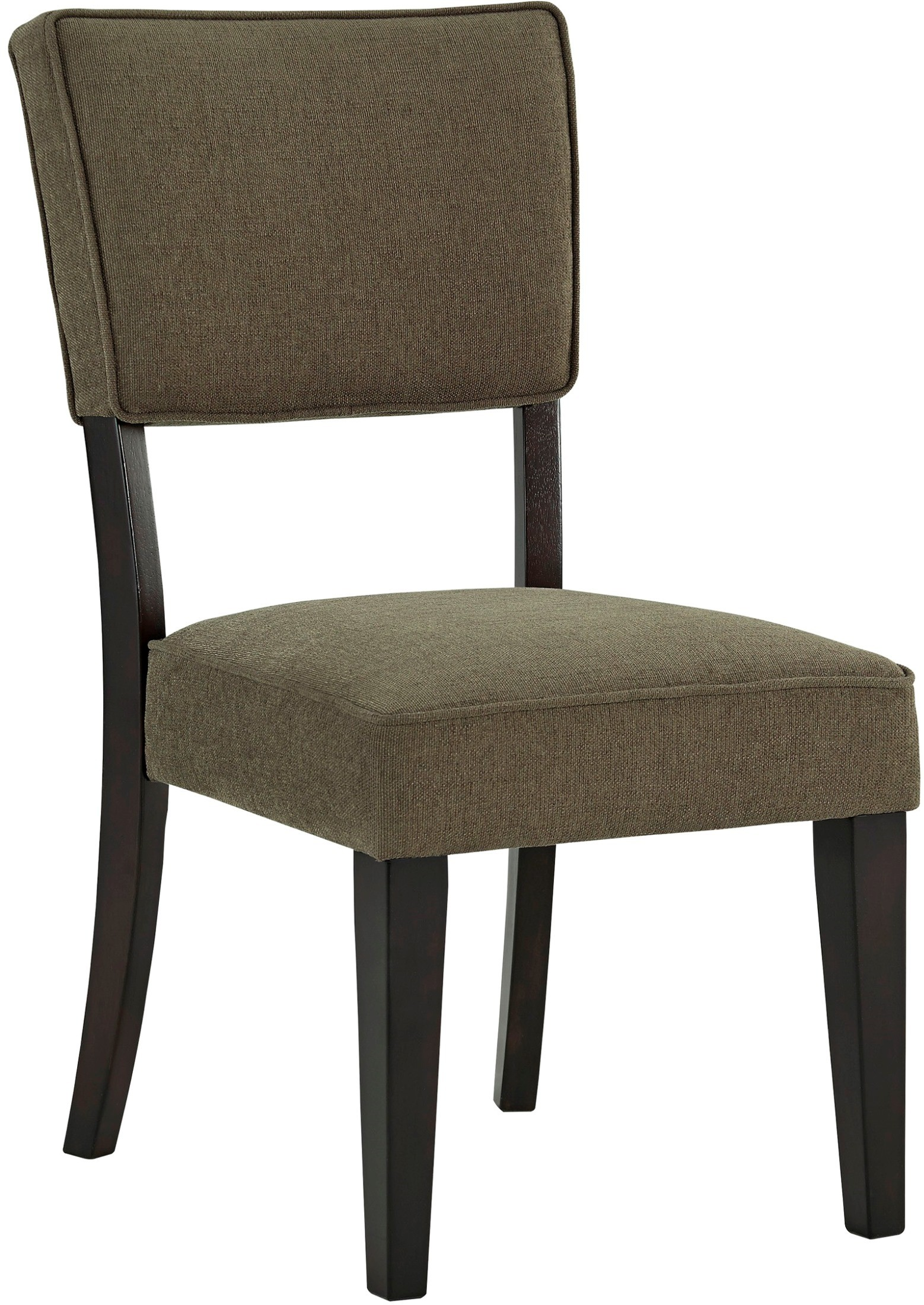 Gavelston green dining upholstered side chair set of 2 for Upholstered dining chairs