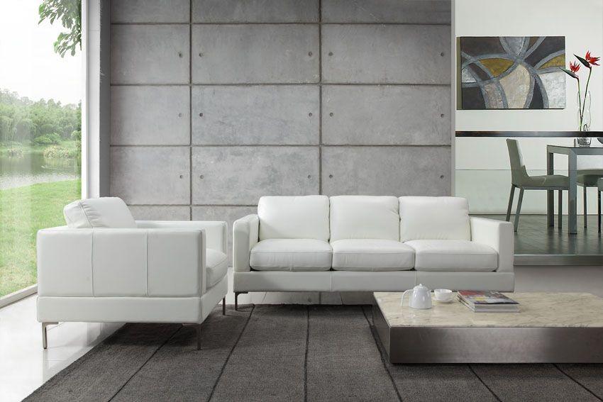 tobia snow white leather living room set 35103b s1296 moroni