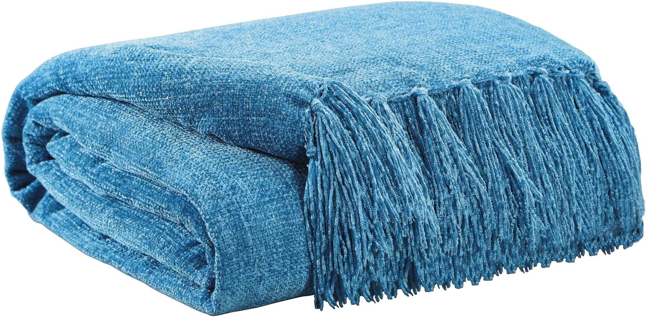 Danicio Teal Throw Set Of 3 From Ashley A1000526