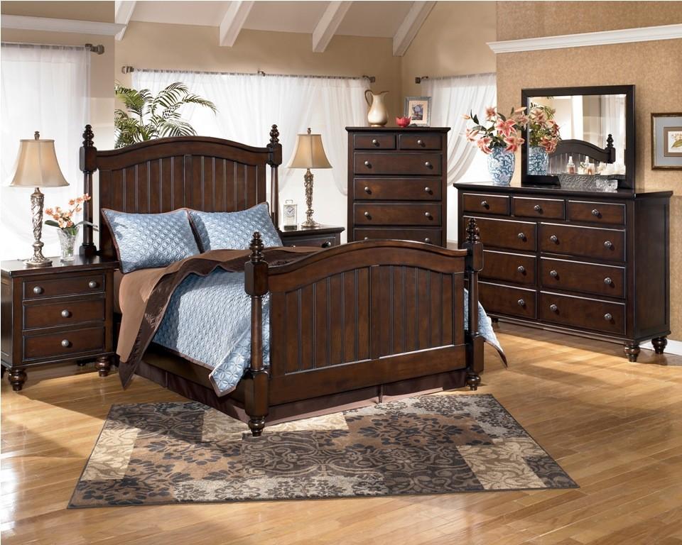 Ashley furniture camdyn poster bedroom set b506 for Poster bedroom sets
