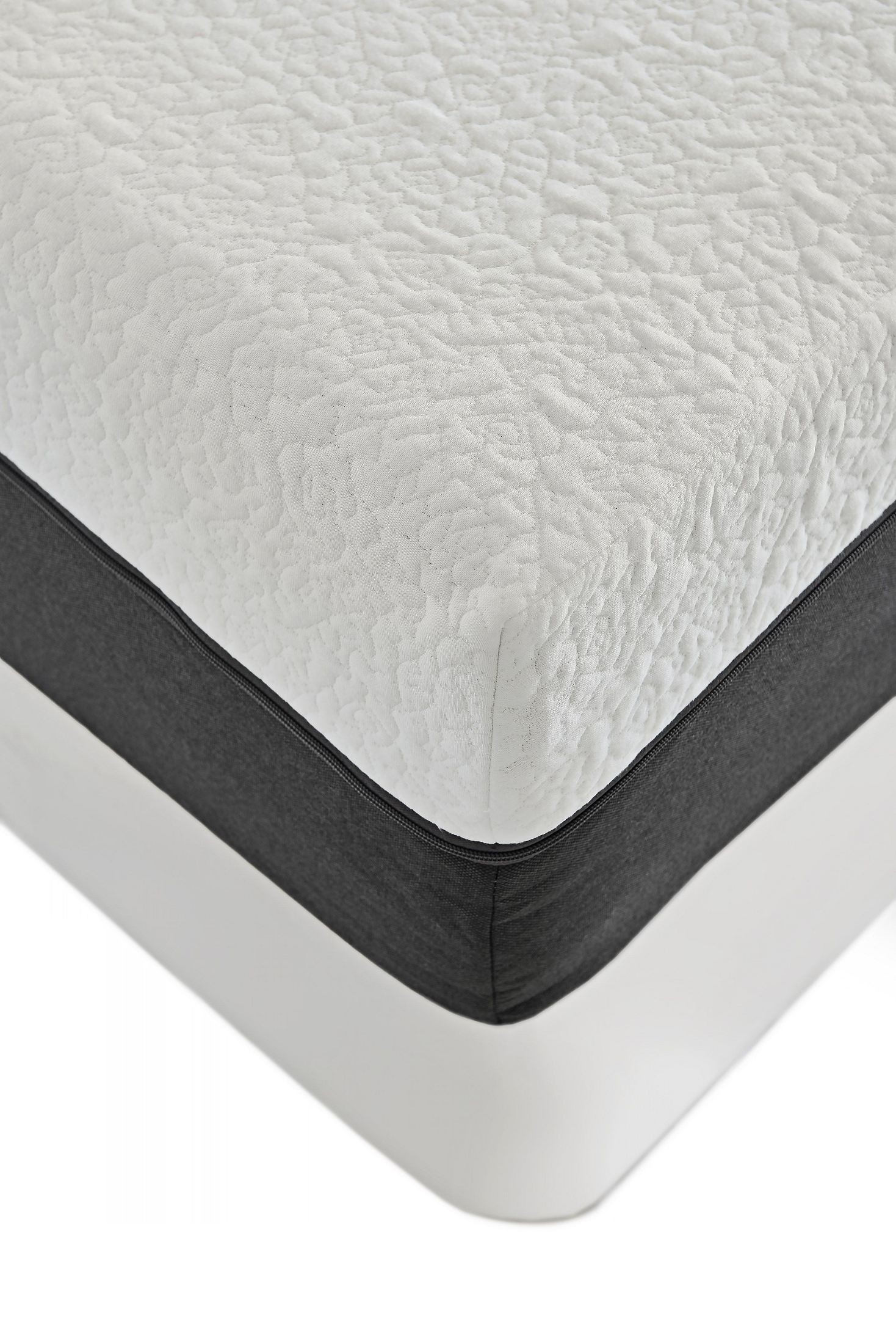Ashland 12 Memory Foam King Mattress Ashlandk 012013364796 Klaussner