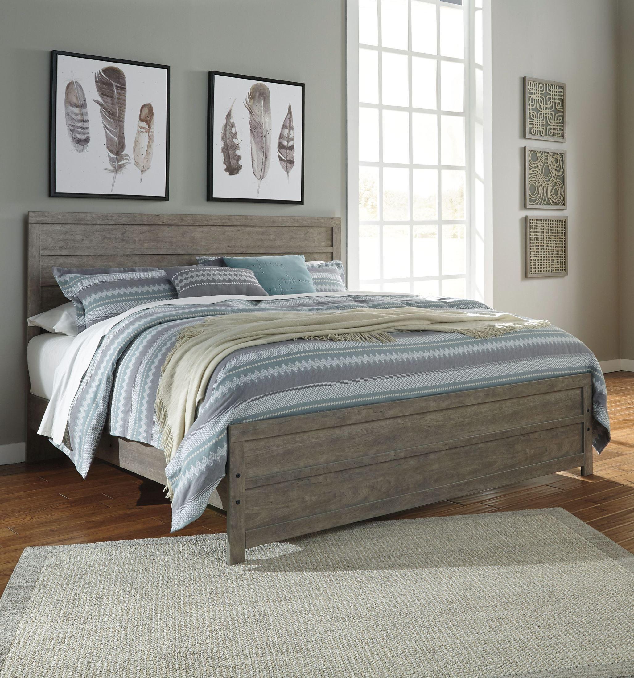 Culverbach Panel Bedroom Set B070 57 54 96 Ashley