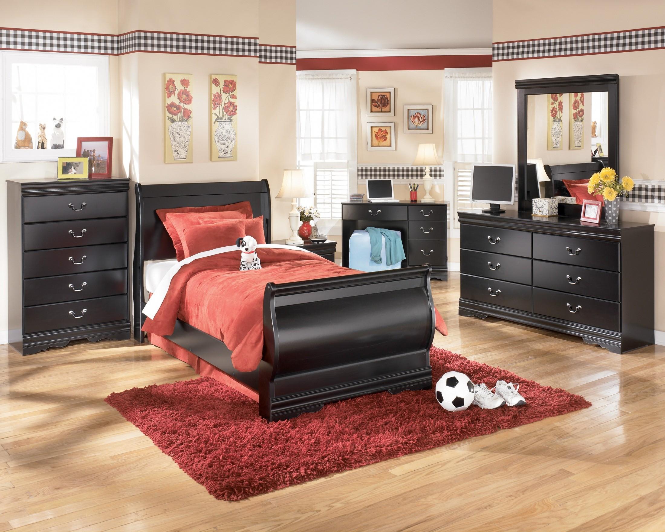 Ashley Furniture Huey Vineyard Youth Bedroom Set B128 63