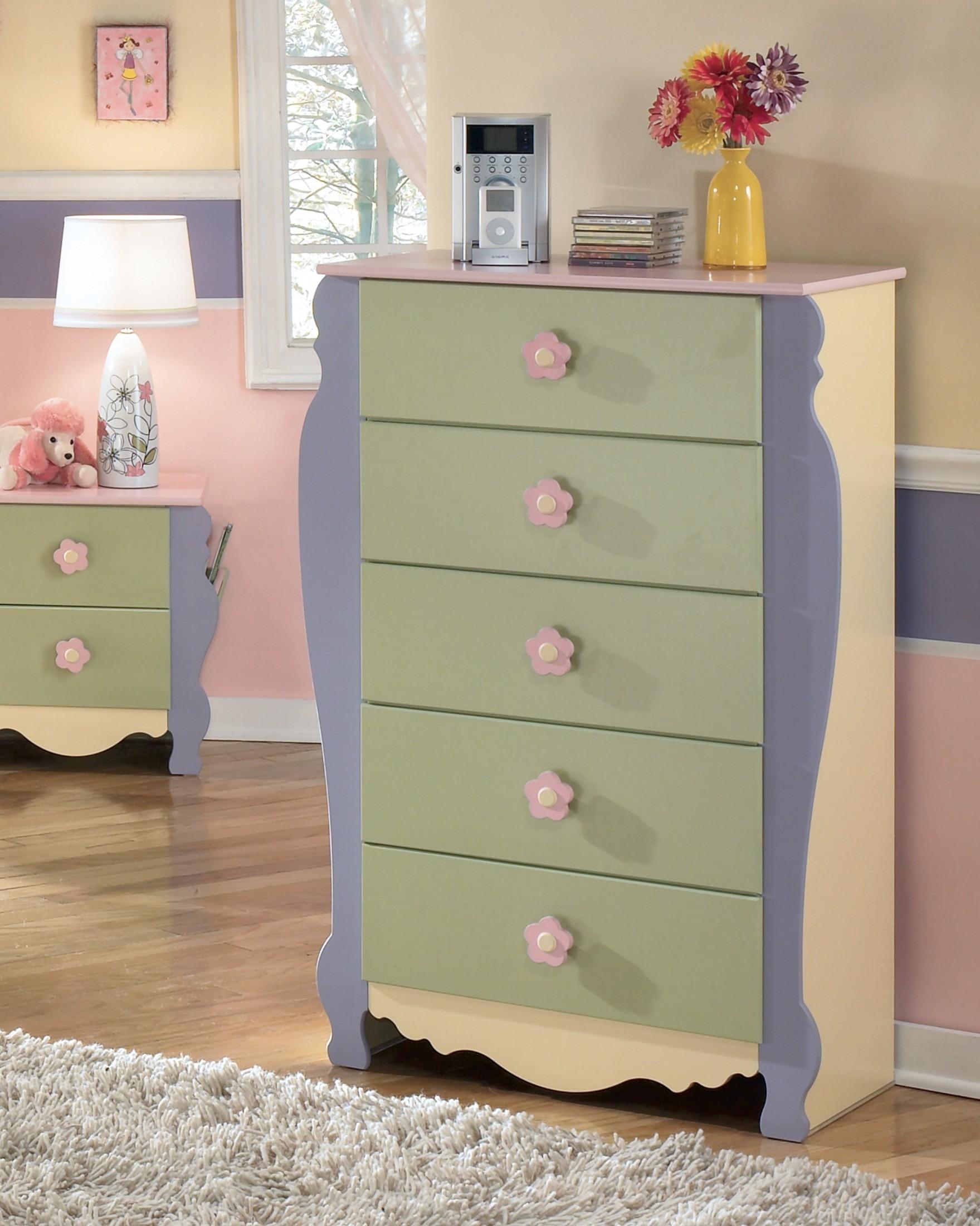 Ashley Furniture Doll House Youth Loft Bedroom Set B140 Kids Bedroom Sets