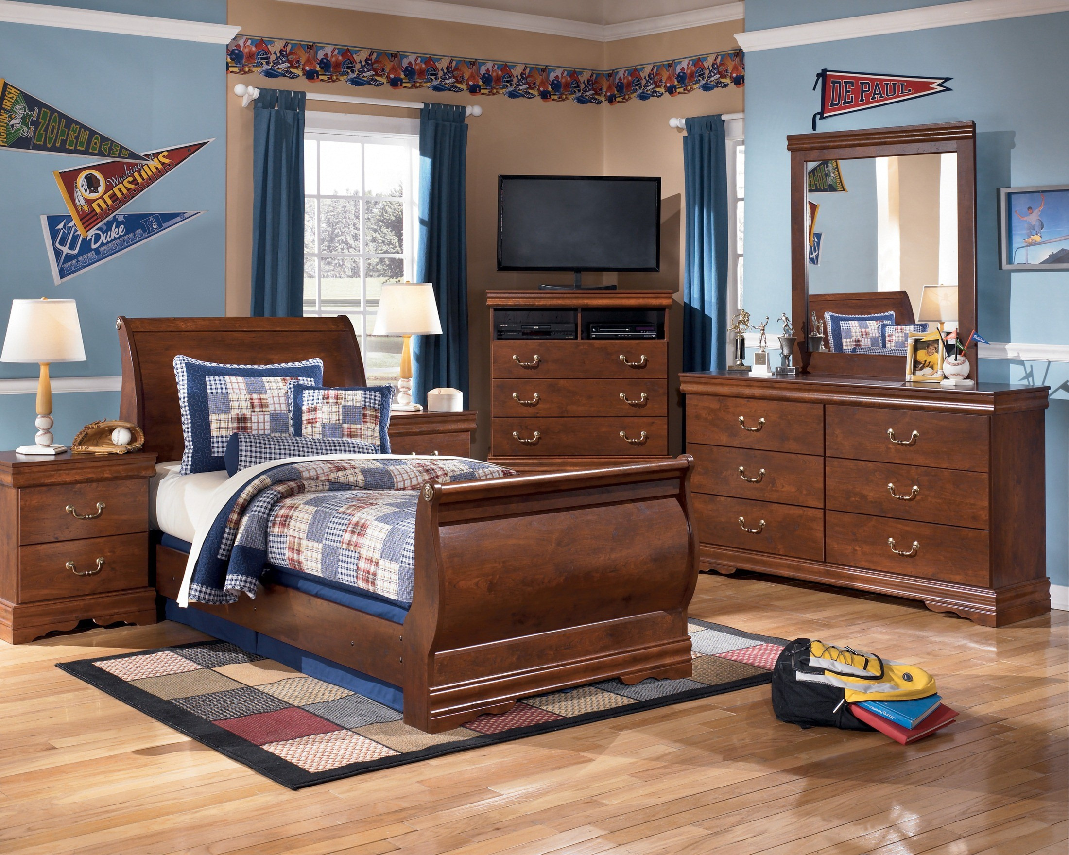 Wilmington Youth Bedroom Set from Ashley B178 63 62 82