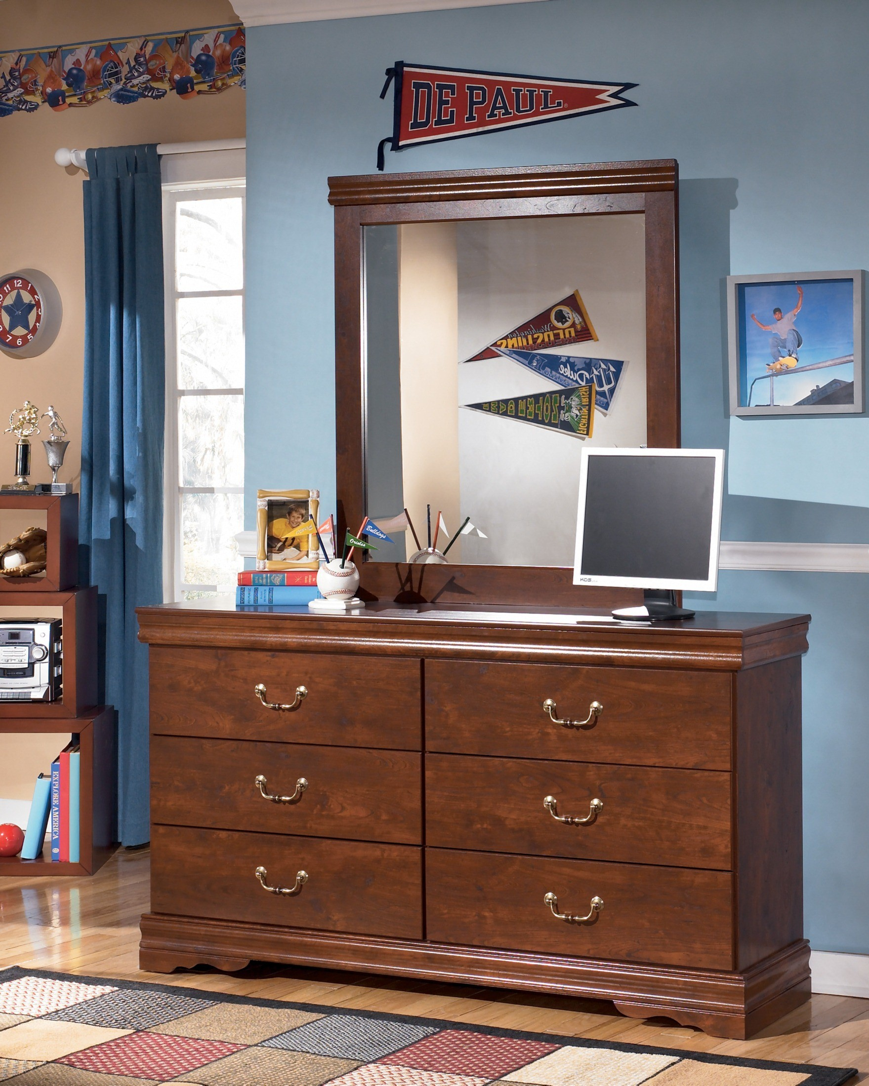 Wilmington Youth Bedroom Set From Ashley B178 63 62 82 Coleman Furniture