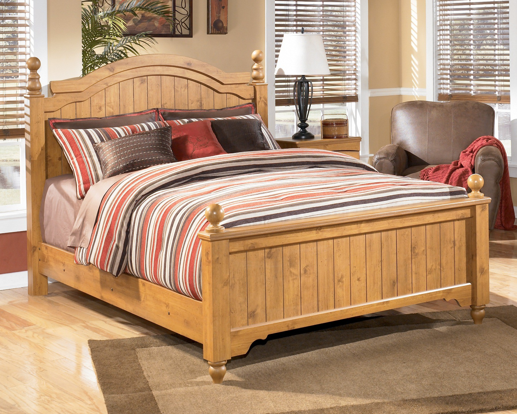 Ashley Stages Youth Poster Bed B233 52 51 83 Youth Beds