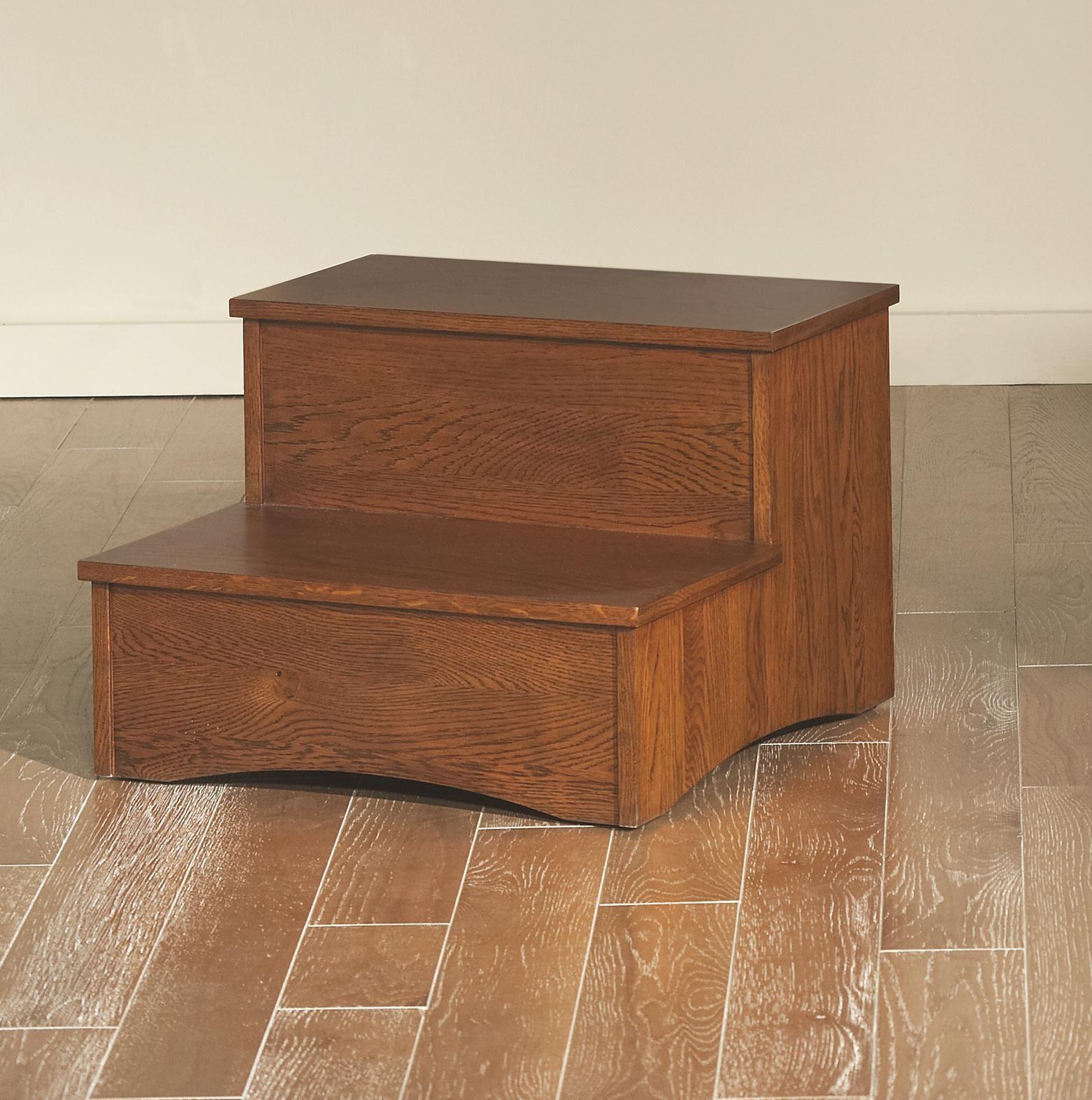 Mission Step Stool B2400 83 Largo Furniture