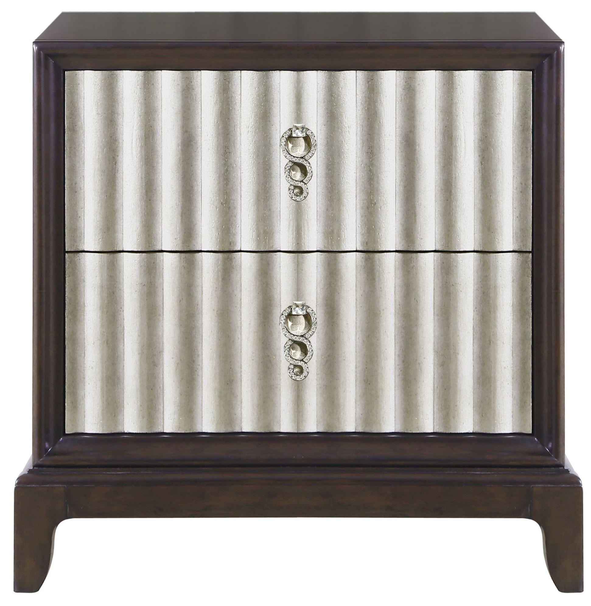Gramercy Sable Panel Upholstered Bedroom Set From Magnussen Home B3564 54h 54f 54r Coleman