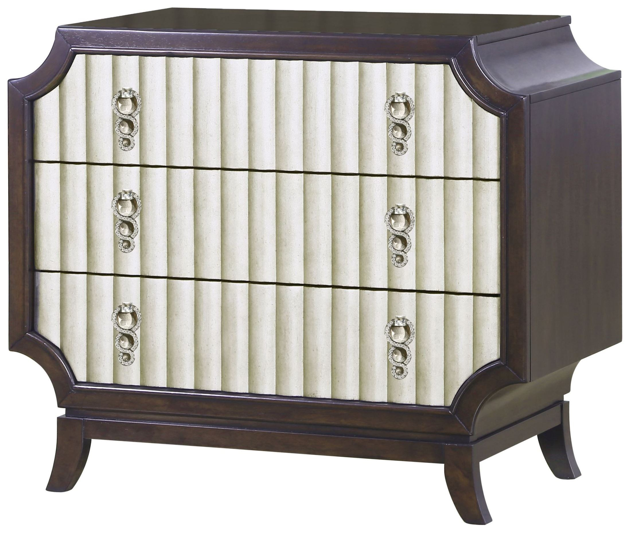 Gramercy Sable Wood Accent Chest From Magnussen Home B3564 32 Coleman Furniture