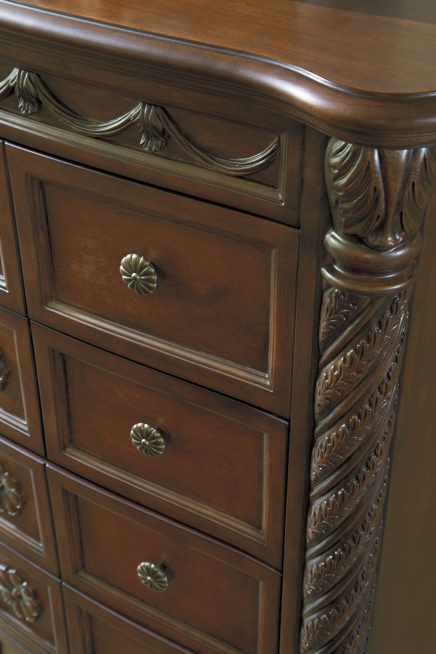 North Shore Chest From Ashley B553 46 Coleman Furniture