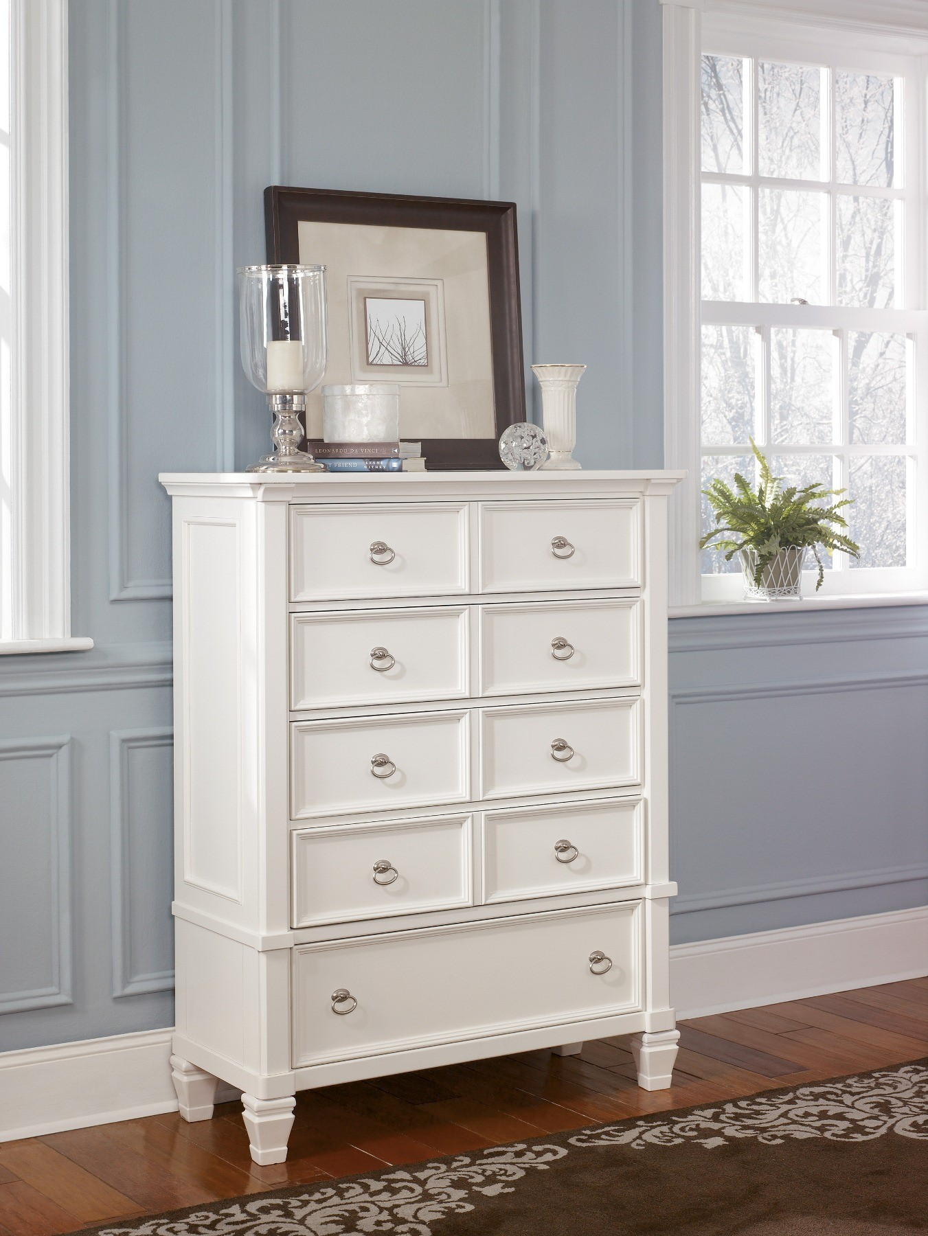 Prentice Chest From Ashley B672 46 Coleman Furniture