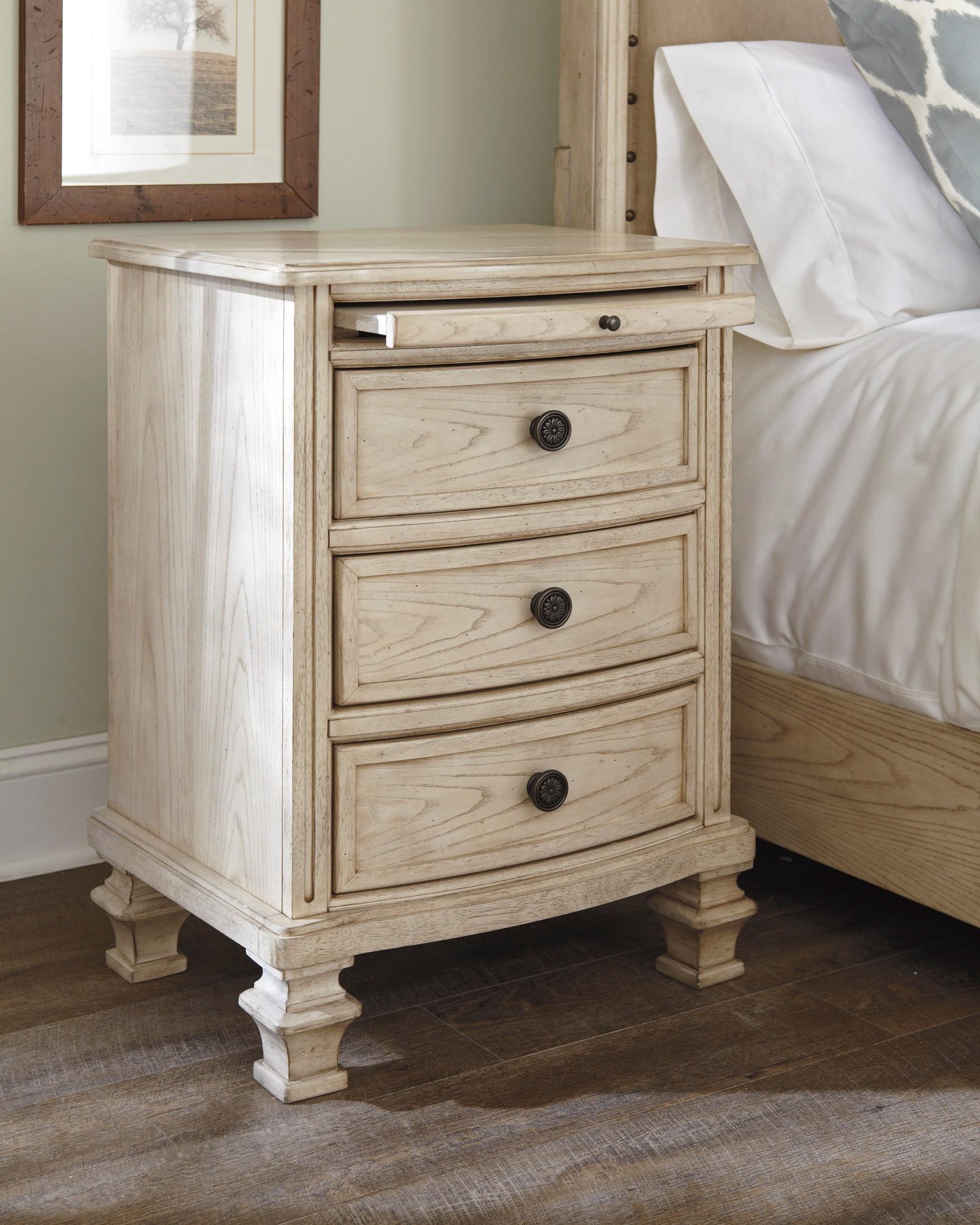 Demarlos Upholstered Panel Bedroom Set From Ashley (B693