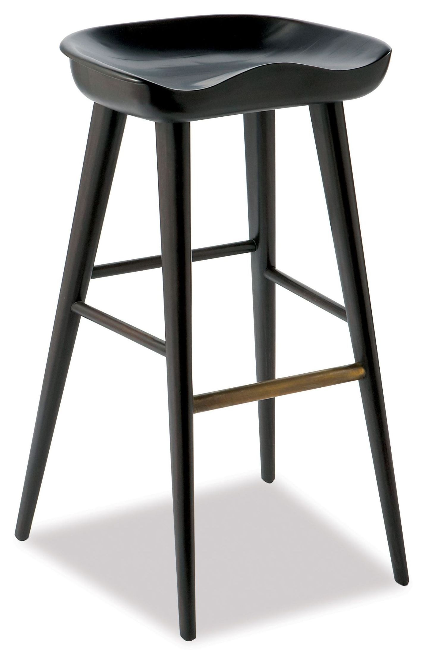 Balboa Midnight Bar Stool From Brownstone Bbmb802