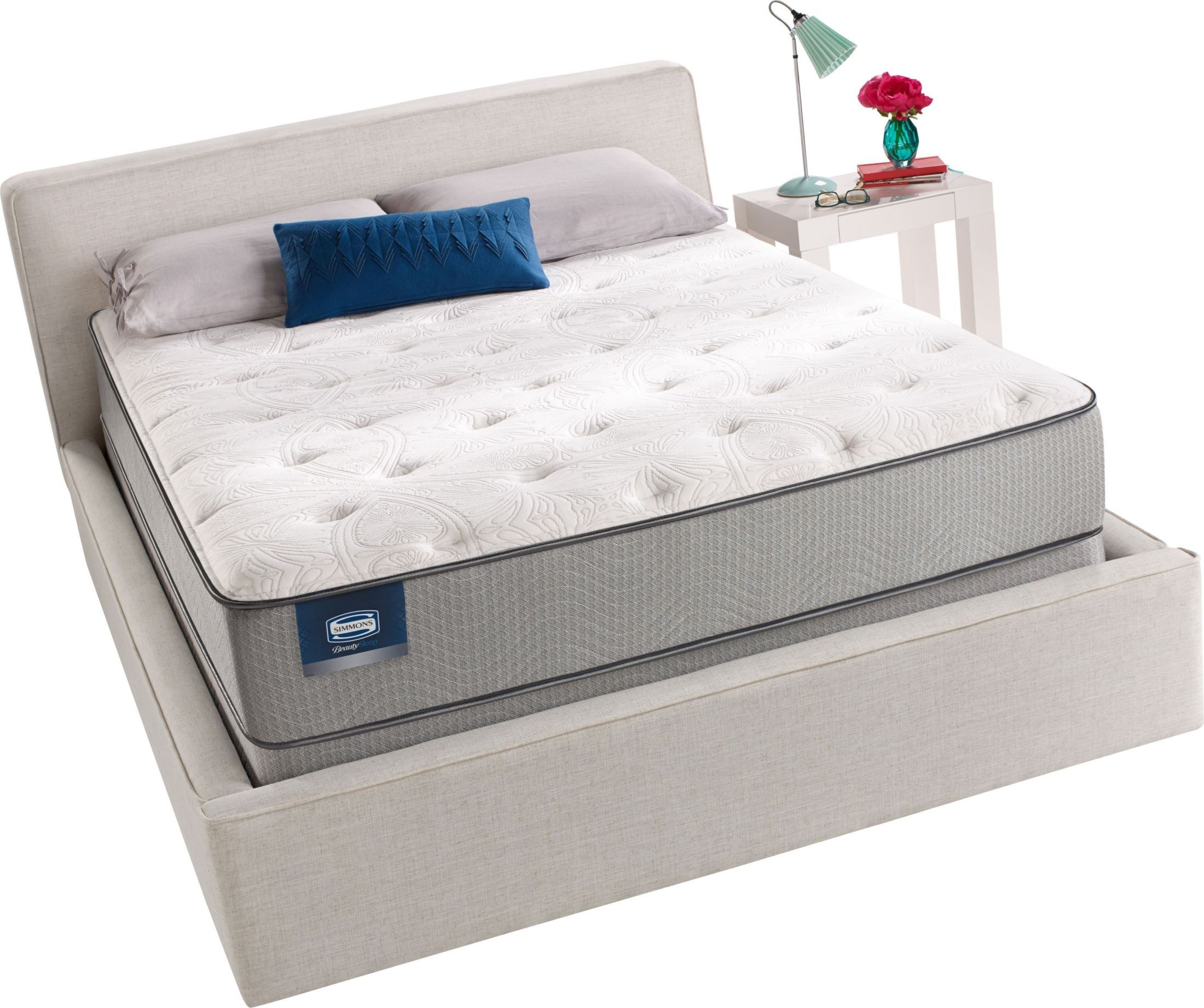 BeautySleep Areca Palm Twin Firm Mattress BEAUTYSLEEP