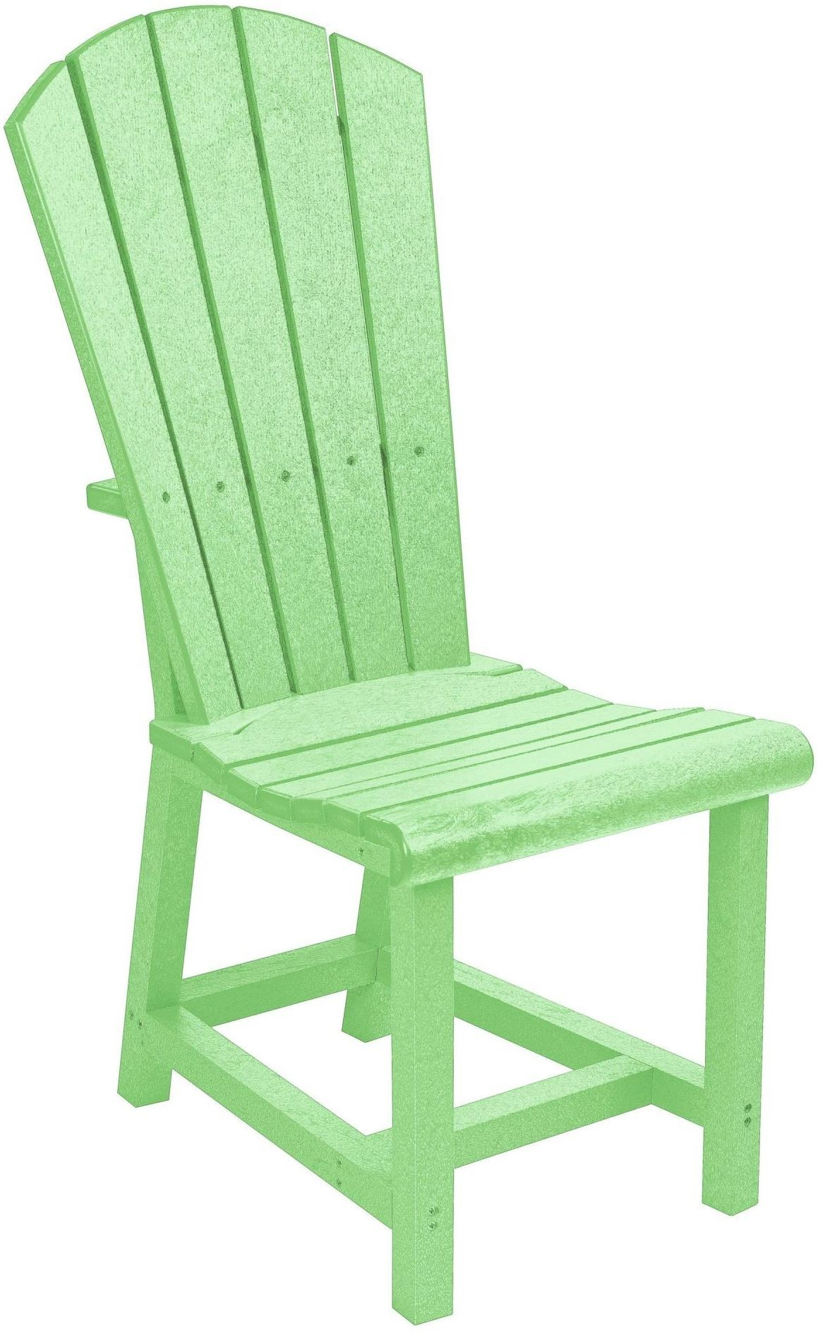 Generations Lime Green 37 Round Pedestal Dining Room Set