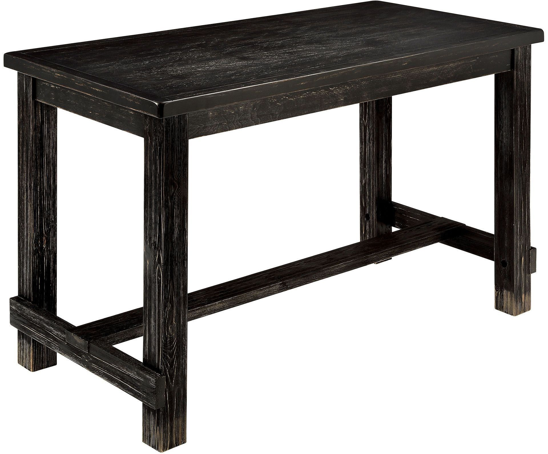 Sania Ii Antique Black Counter Height Dining Table  : cm3324bk pt wb from colemanfurniture.com size 1920 x 1591 jpeg 457kB