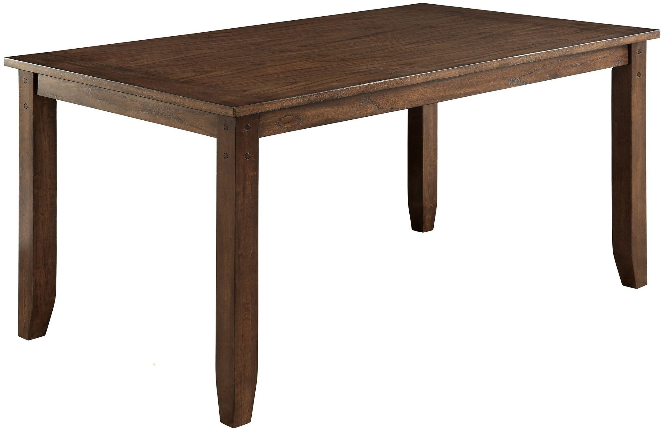 Brockton I Rustic Oak Rectangular Dining Table CM3355T  : cm3355t wb from colemanfurniture.com size 2146 x 1394 jpeg 253kB