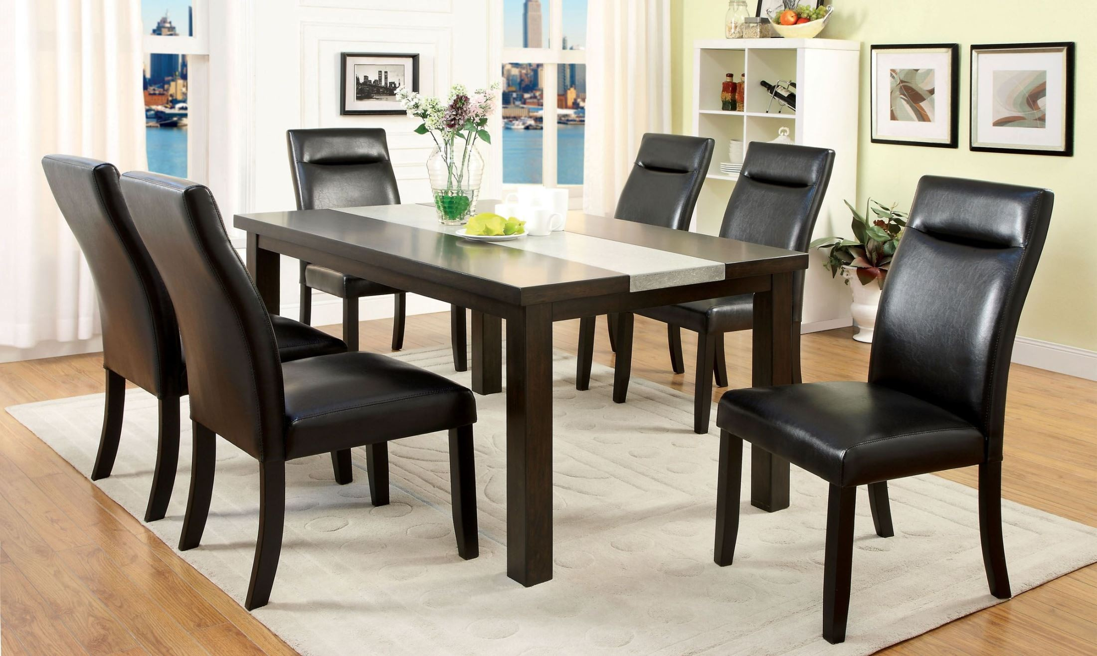 Stunning Concrete Dining Room Table Designs – Dievoon