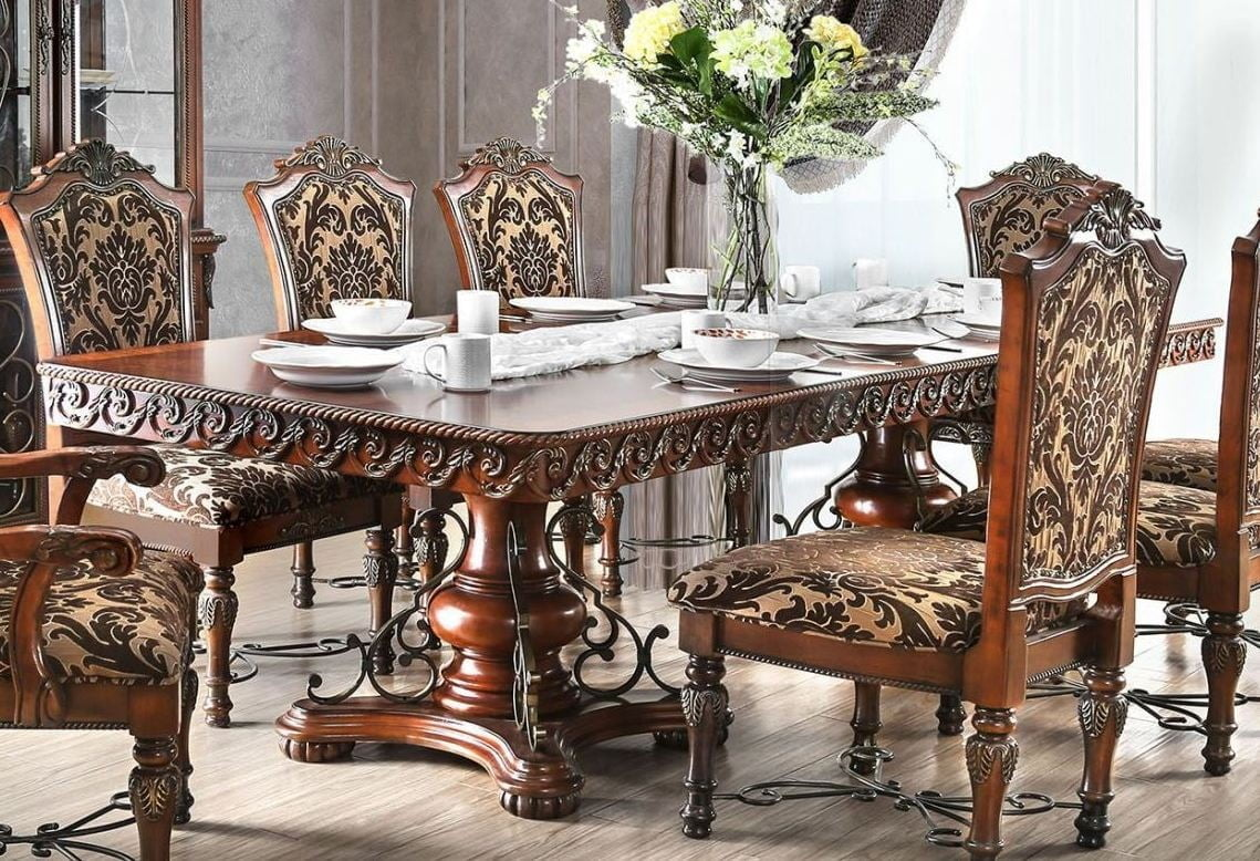 Ornate furniture