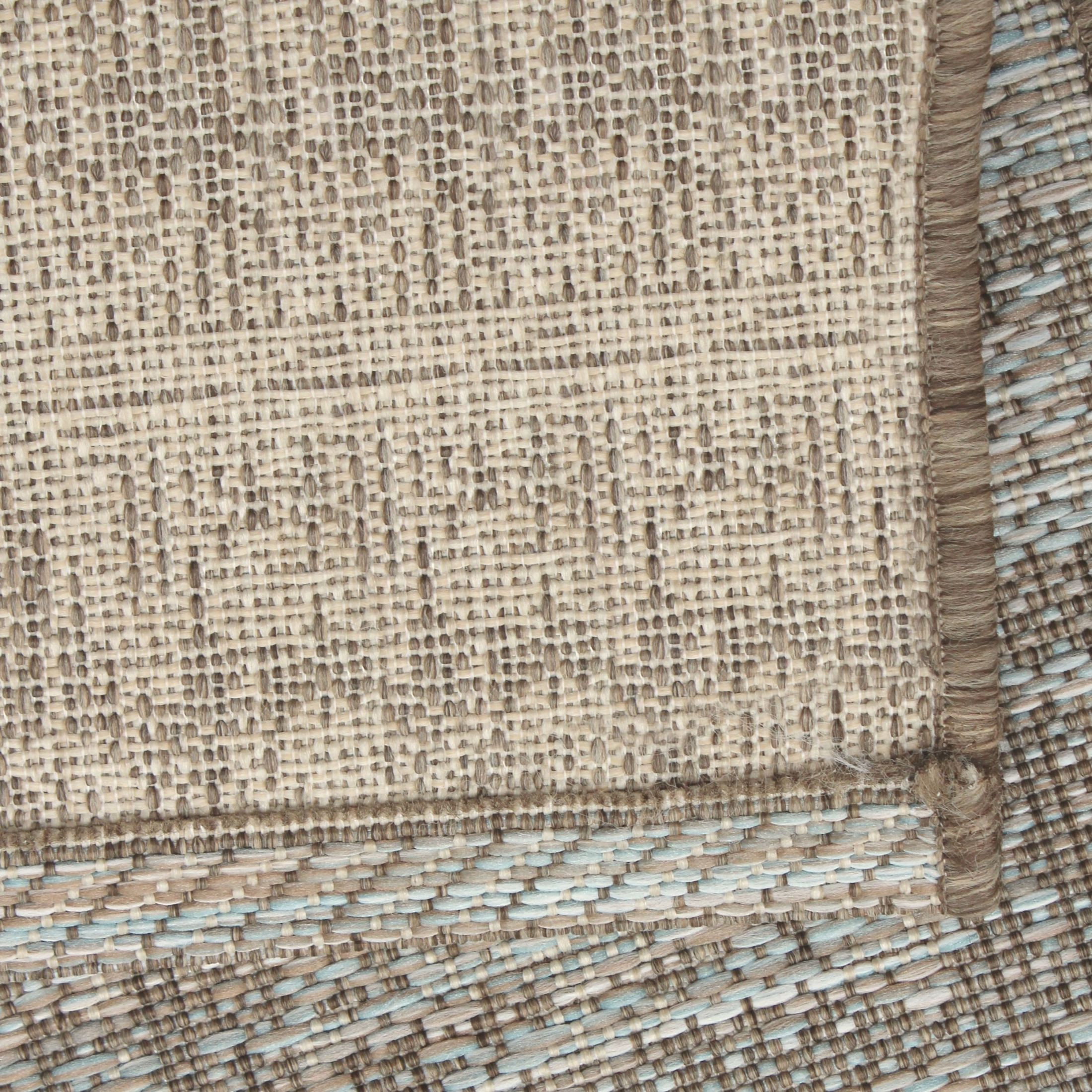 Gray 8x11 Area Rugs: Orian Rugs Indoor/Outdoor Solid Distressed Perfection