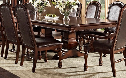 Costa Mesa Dining Table From Fairmont Designs 475 04 Coleman Furniture