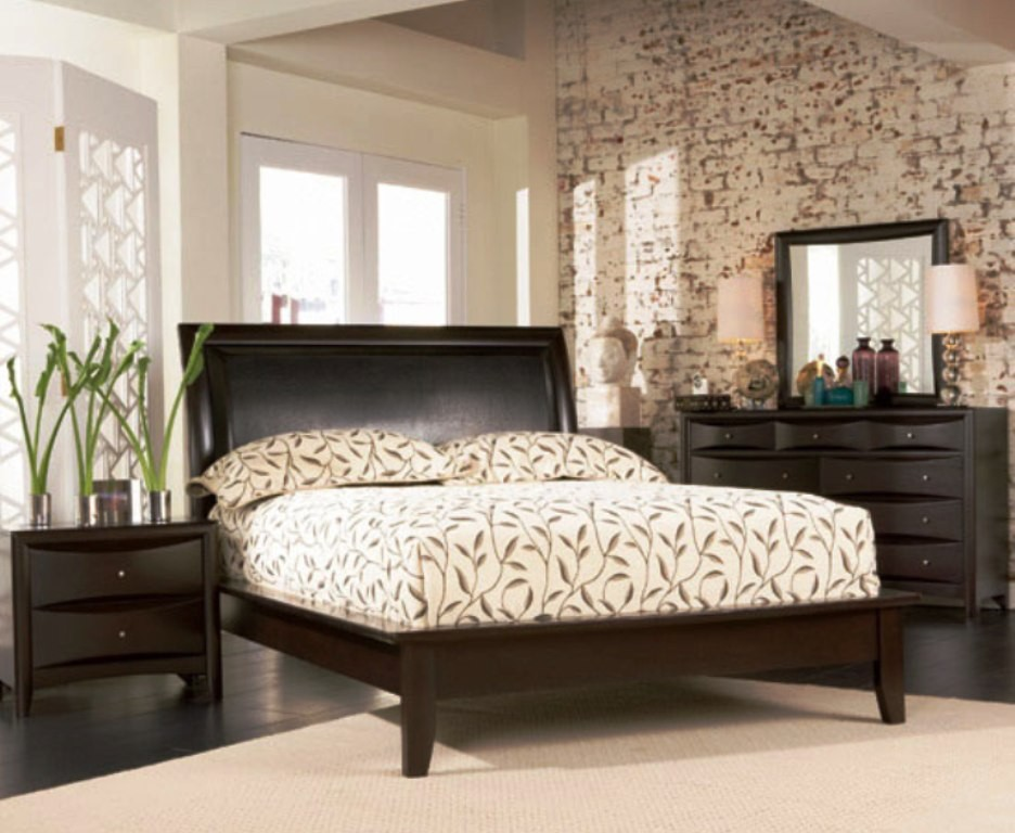 Phoenix Queen Platform Bed From Coaster 200410 Coleman Furniture