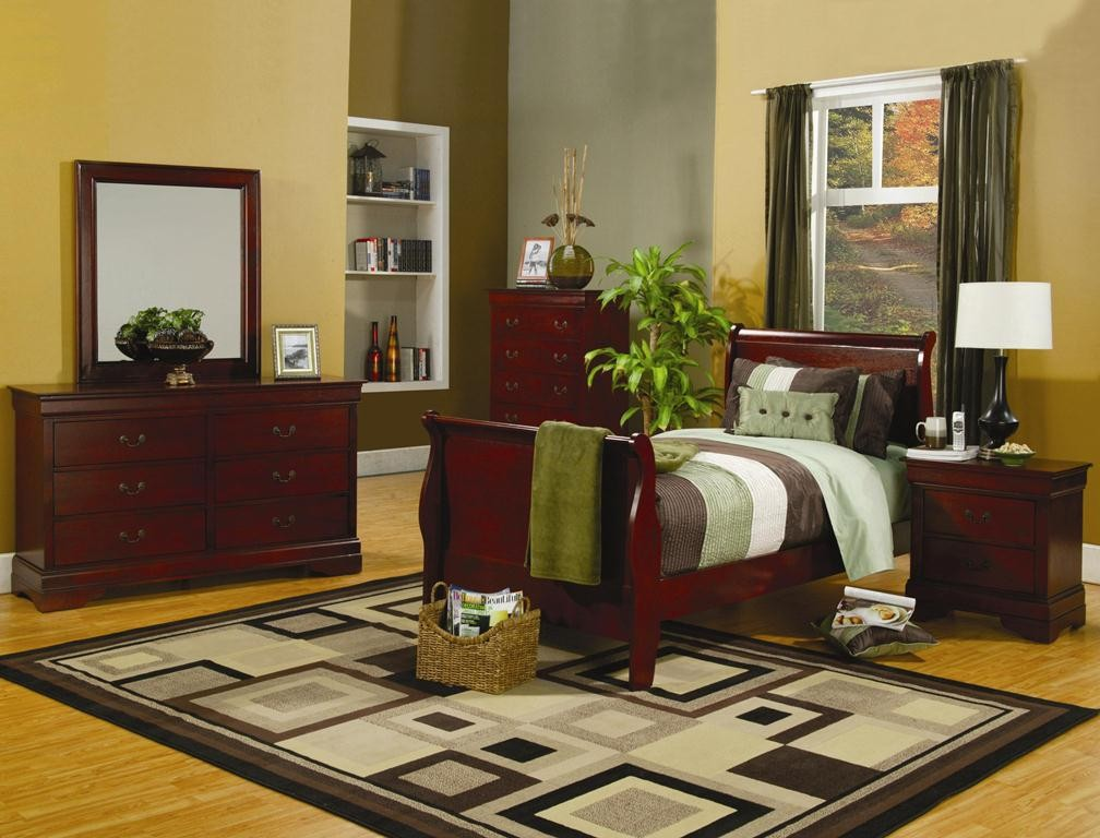 home bedroom furniture bedroom sets louis philippe cherry yout