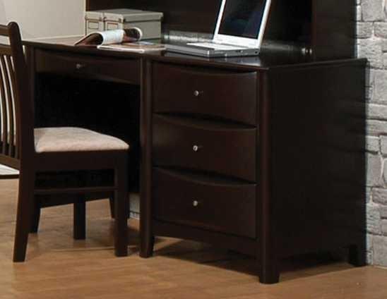 Phoenix Desk From Coaster 400187 Coleman Furniture
