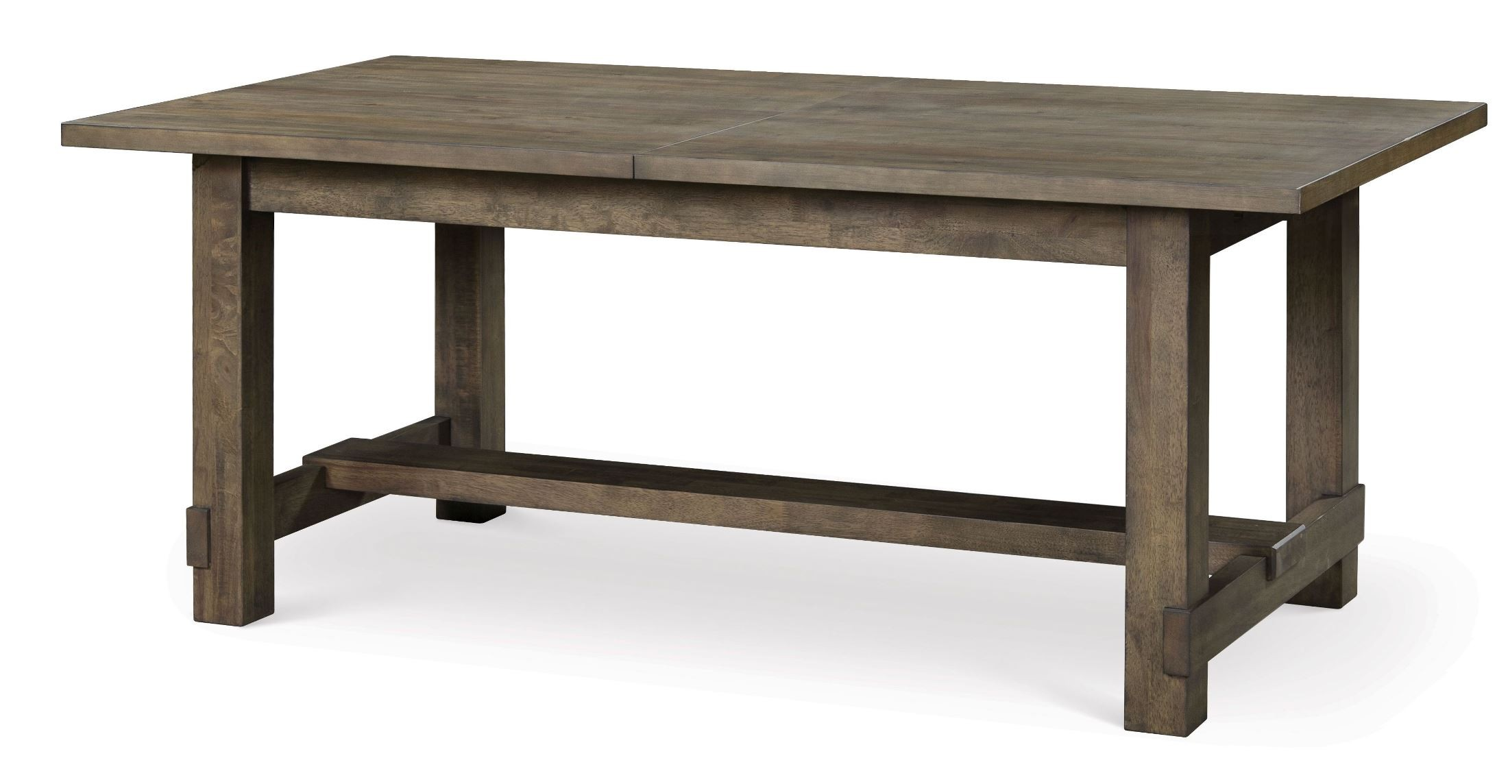 Karlin rectangular dining table from magnussen home d2471 20 coleman furniture - Rectangular dining table for 6 ...