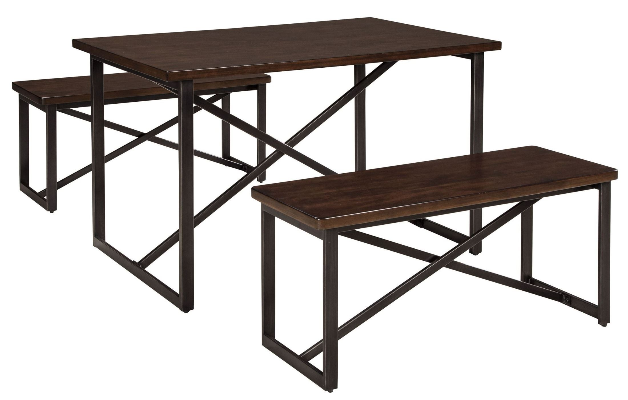 Joring 3 Piece Rectangular Dining Room Table Set From