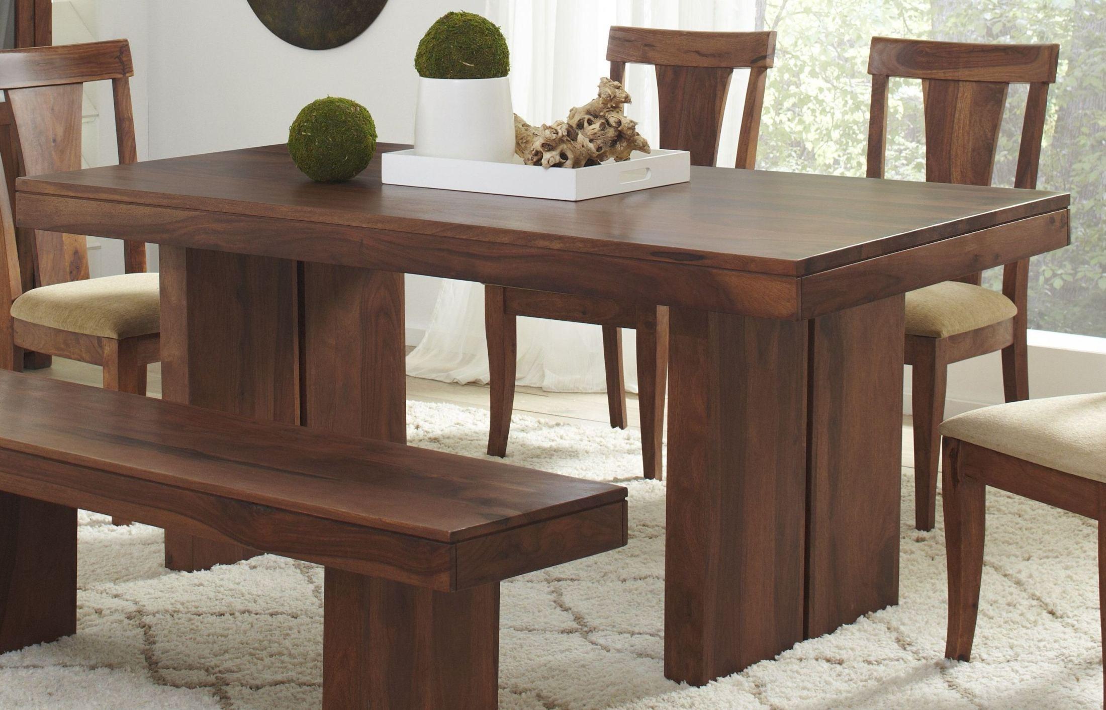 Harrison square rectangular dining table d301 31 largo - Square to rectangle dining table ...