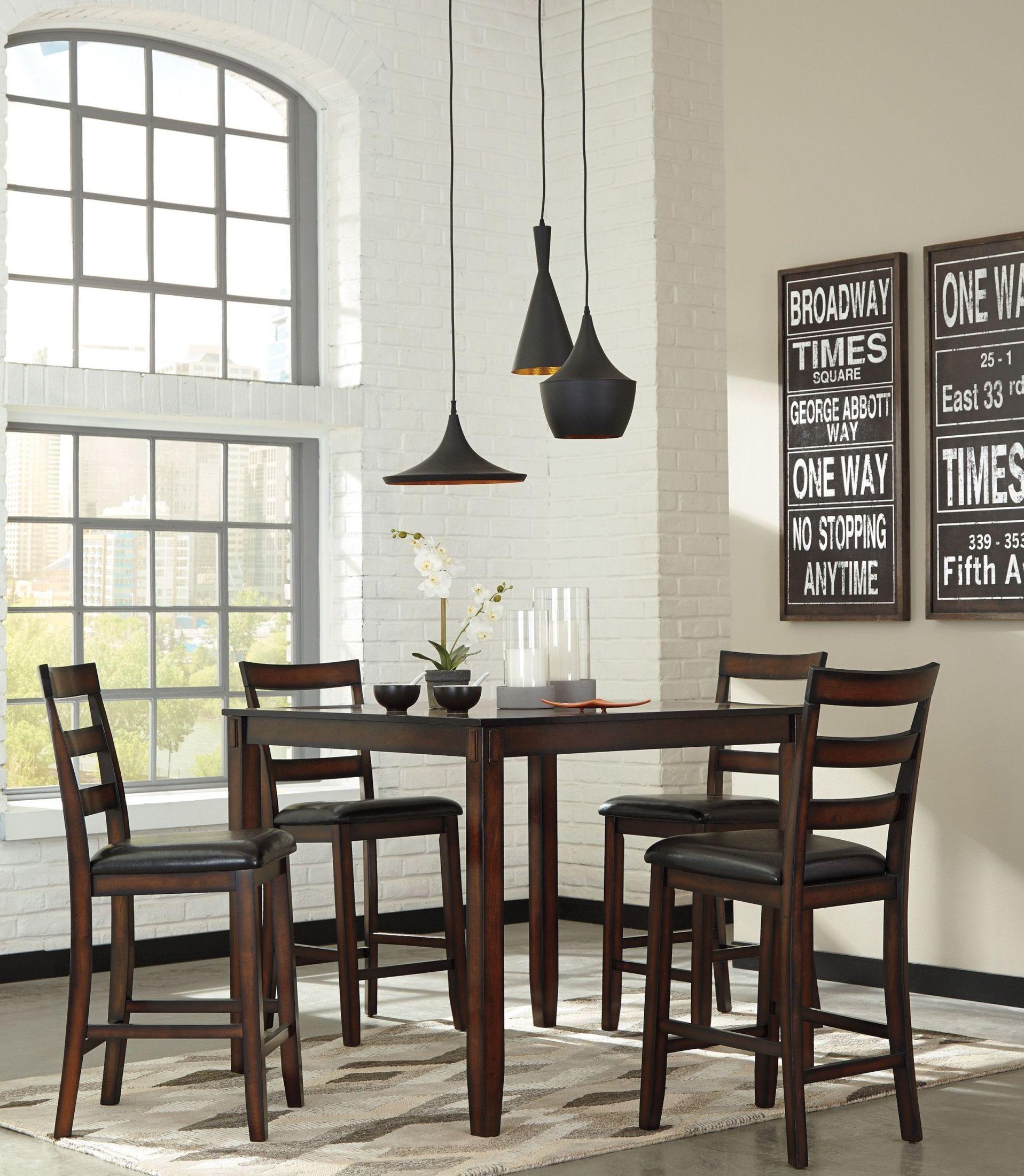 Savings Blythe Counter Height Dining Table  dine language