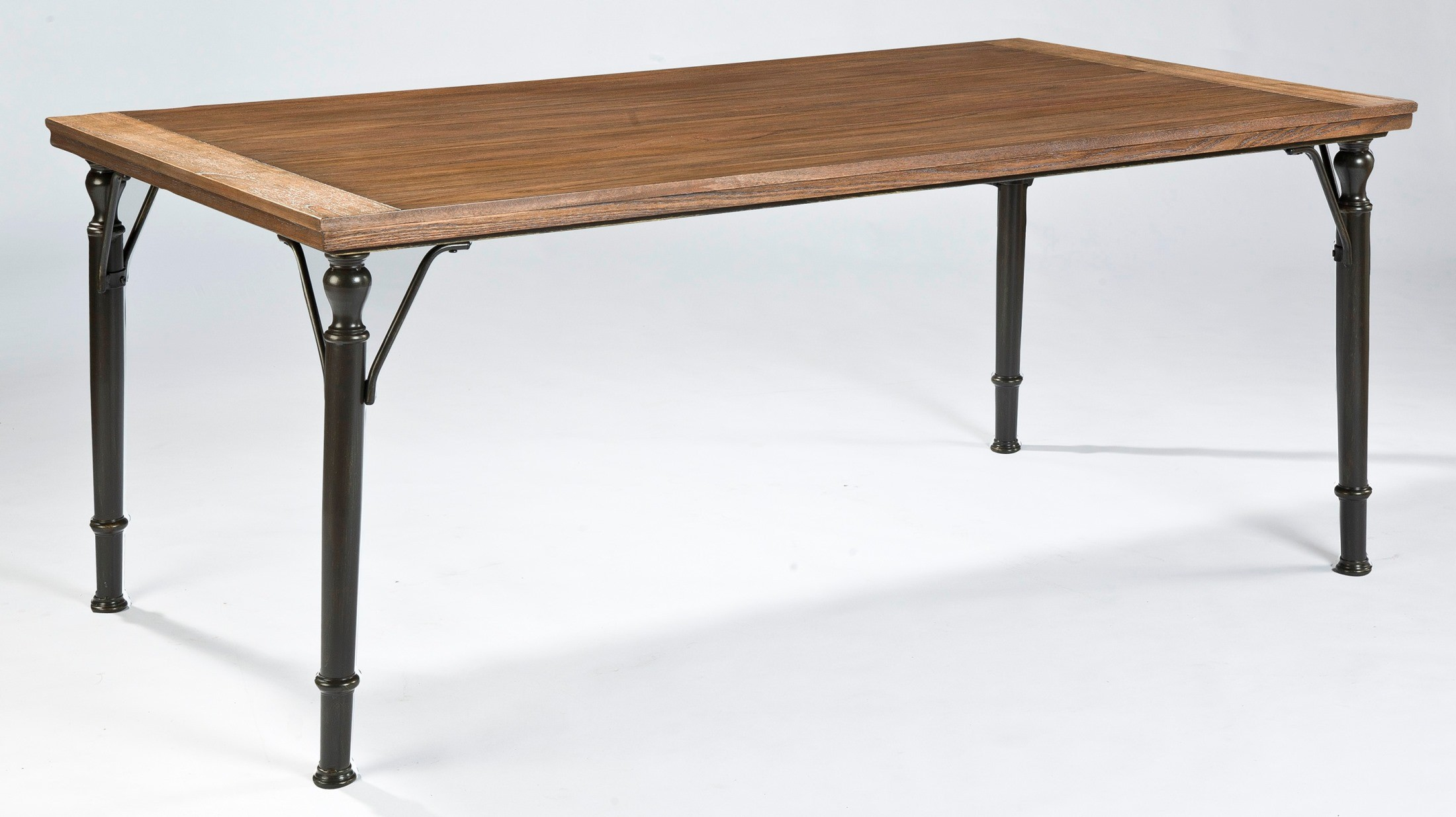 Tripton rectangular dining room table from ashley d530 25 coleman furniture - Rectangular dining table for 6 ...