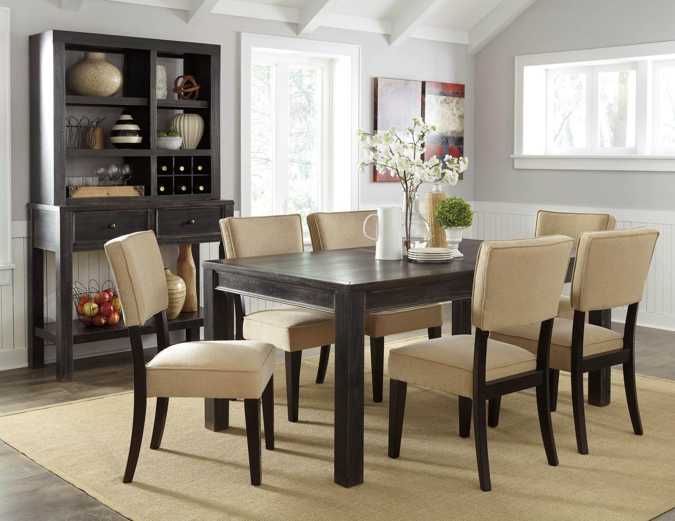 gavelston dining room server from ashley d532 60 coleman furniture