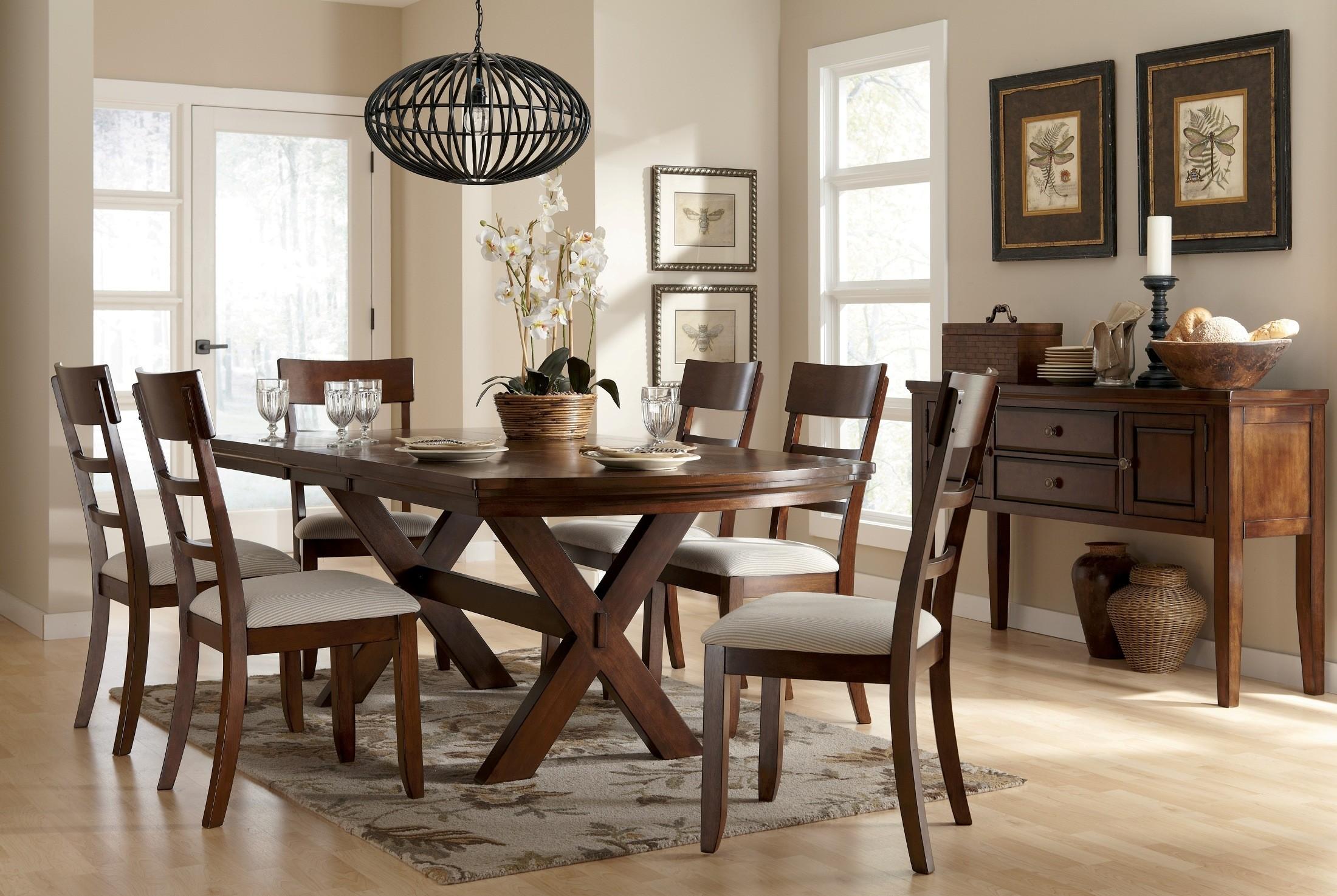 Burkesville Dining Room Set D565 Ashley Furniture