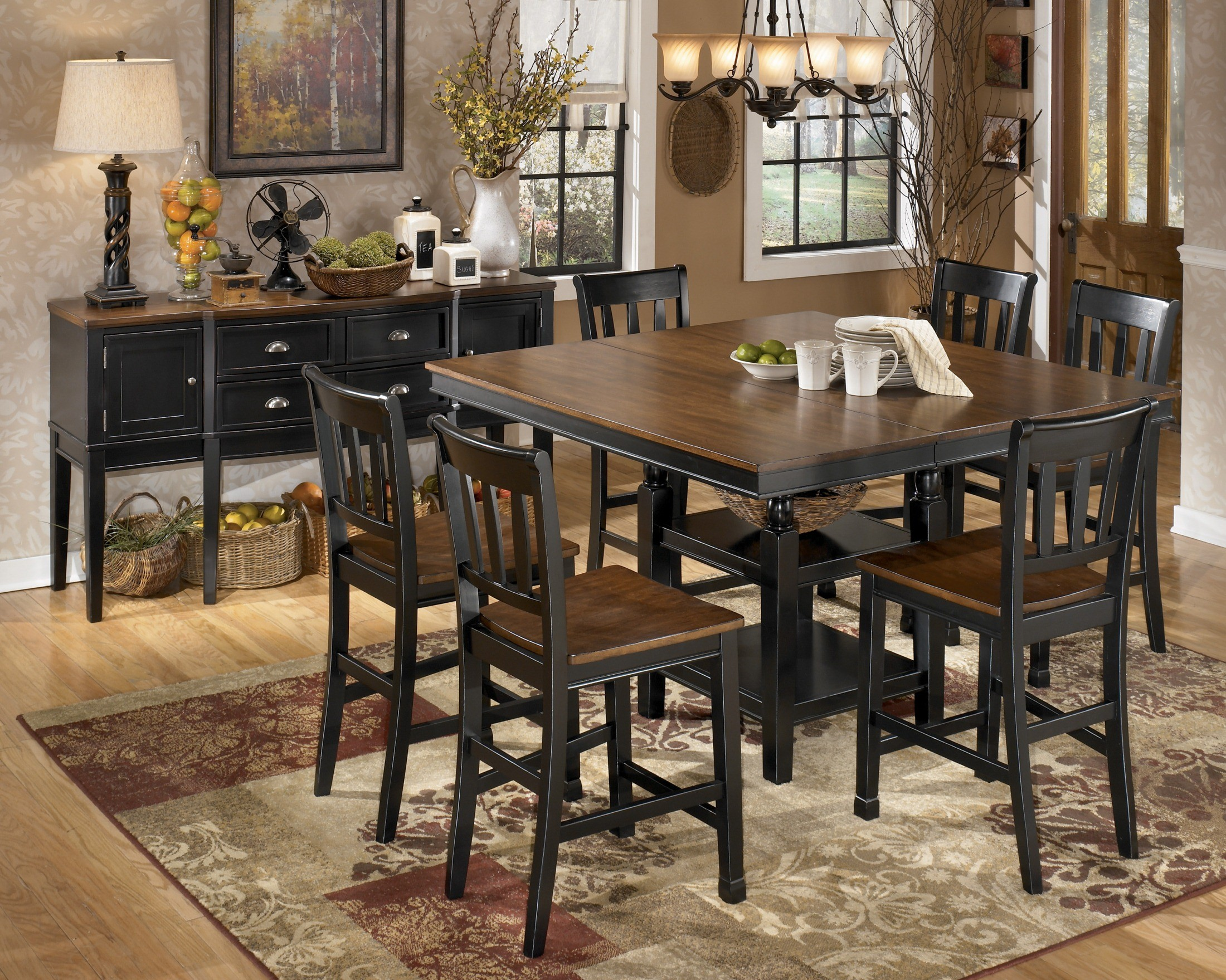Owingsville Dining Room Extension Table 28 Images Benchcraft