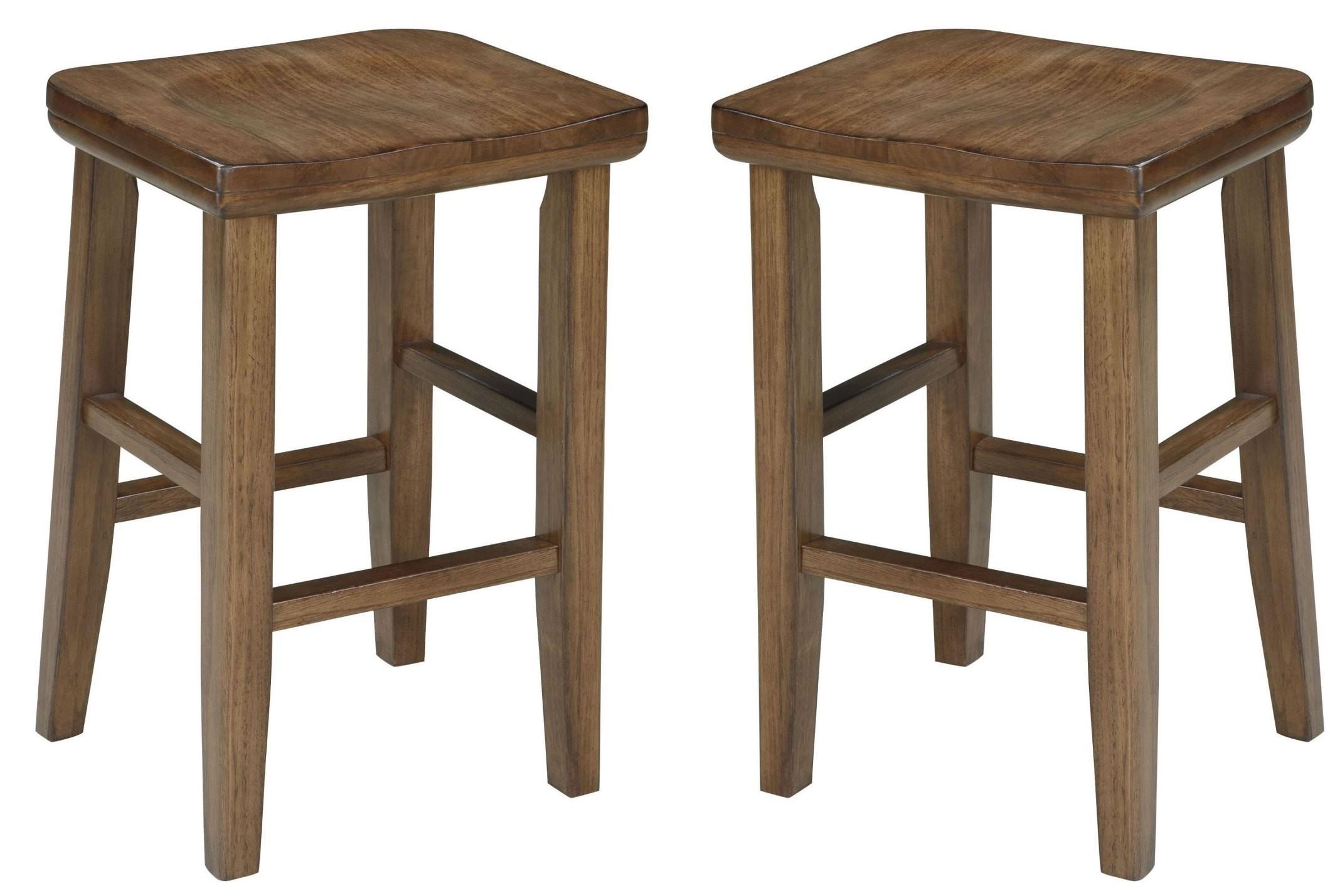 Birnalla stool set of 2 d585 124 ashley furniture for Furniture 124