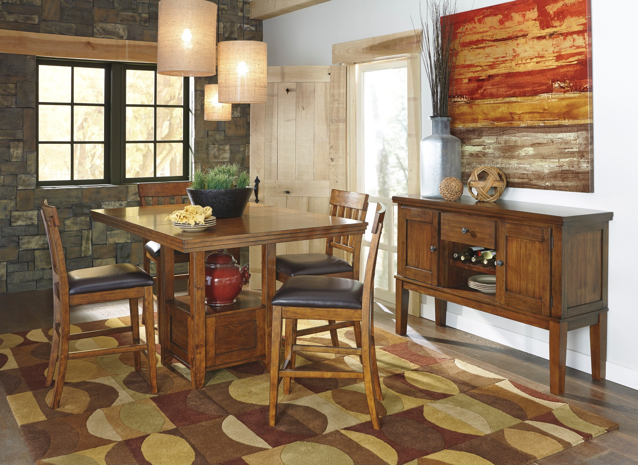 ralene dining set counter height images