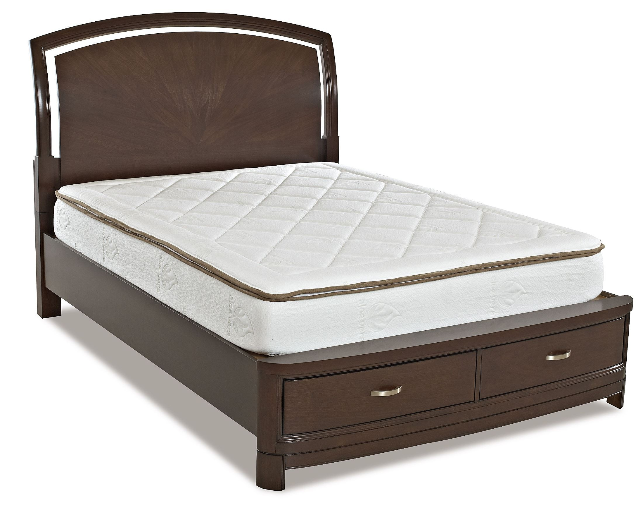 Dream Weaver 10 Cal King Memory Foam Mattress From Klaussner Drmwvrcakkmat Coleman Furniture