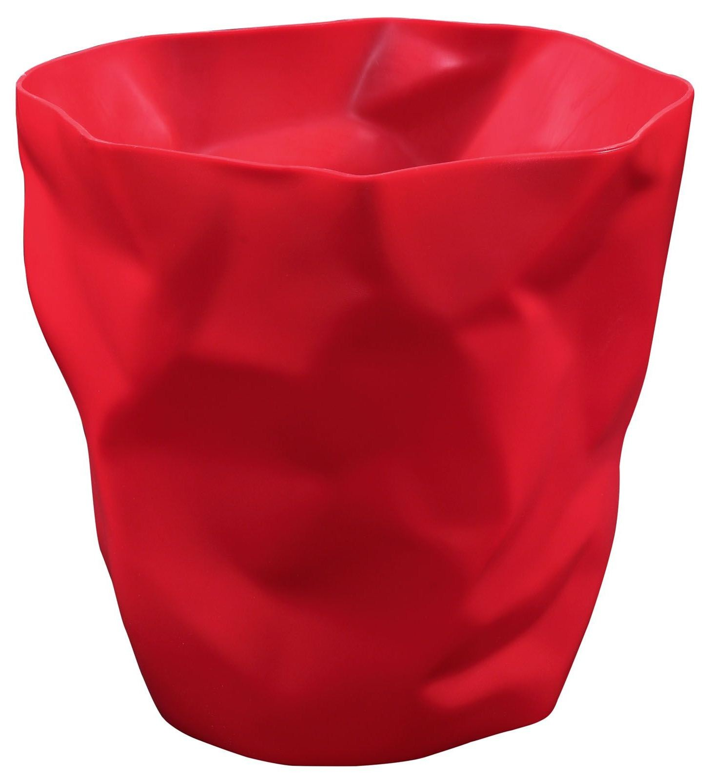 Lava red trash bin from renegade eei 1022 coleman furniture - Rd trash can for sale ...