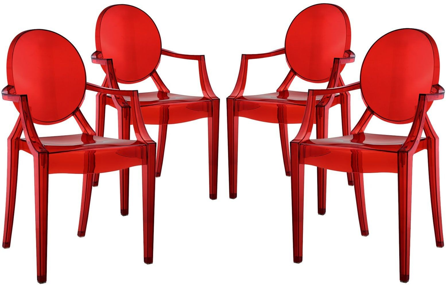 Casper Red Dining Armchair Set of 4 EEI 1769 RED  : eei 1769 red1eei from colemanfurniture.com size 1554 x 994 jpeg 184kB