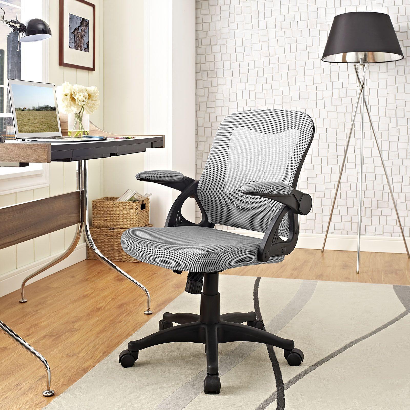 Advance Gray fice Chair EEI 2155 GRY Renegade Furniture