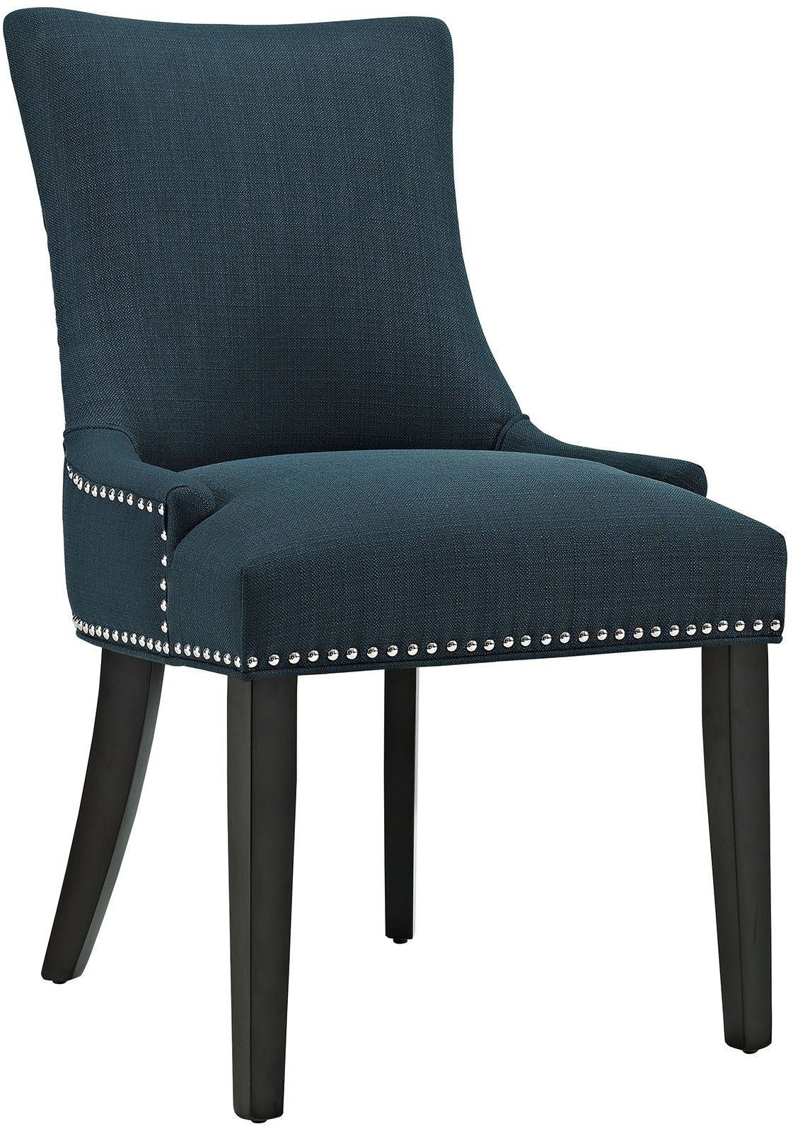 Marquis Azure Upholstered Dining Chair Eei 2229 Azu
