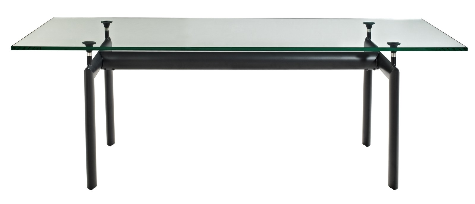 Le corbusier lc6 dining table from renegade eei 521 - Table le corbusier lc6 ...