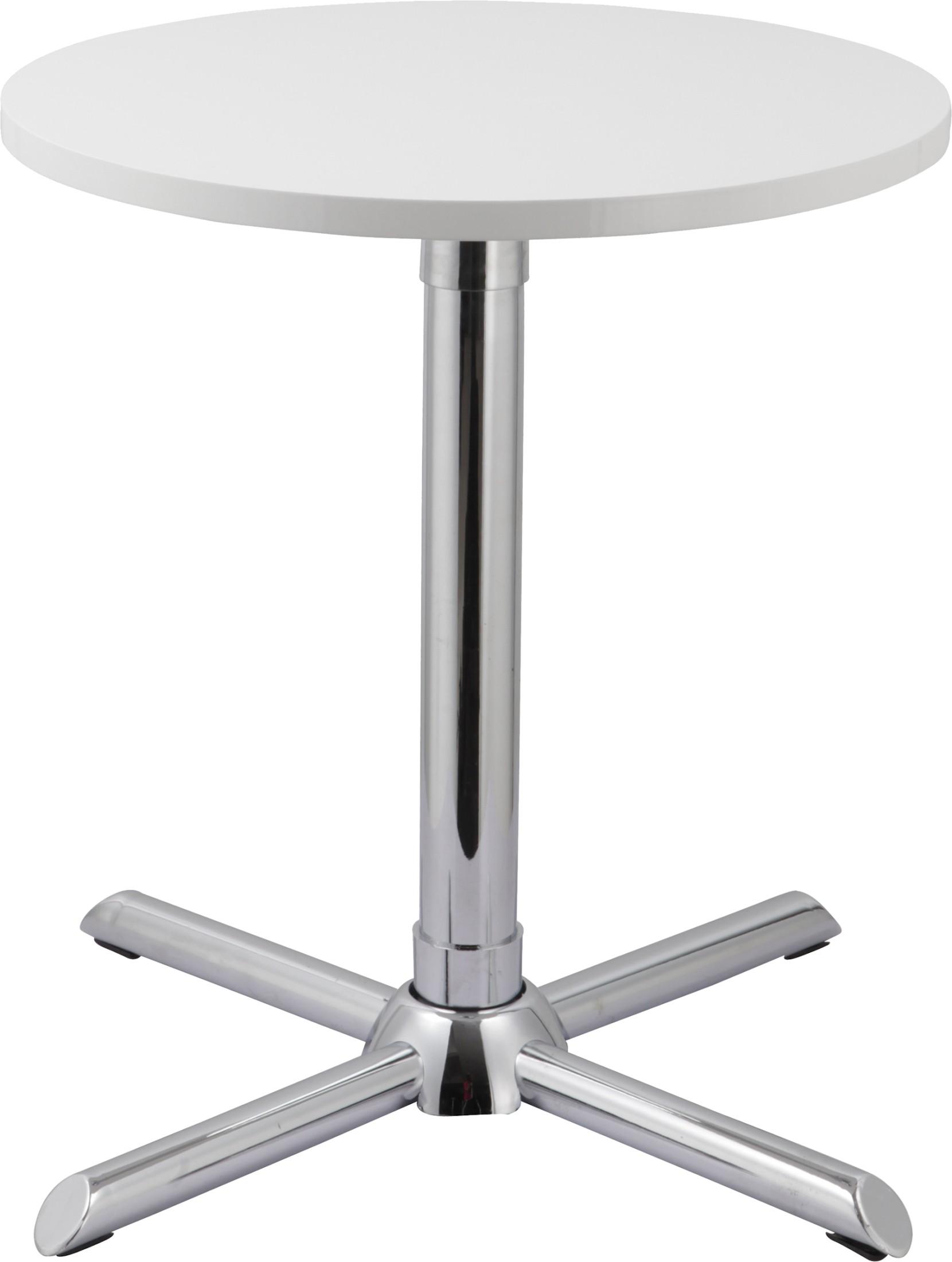 felix white round end table 60326 sunpan modern home. Black Bedroom Furniture Sets. Home Design Ideas